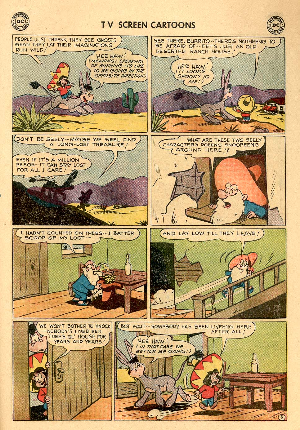 TV Screen Cartoons issue 133 - Page 23