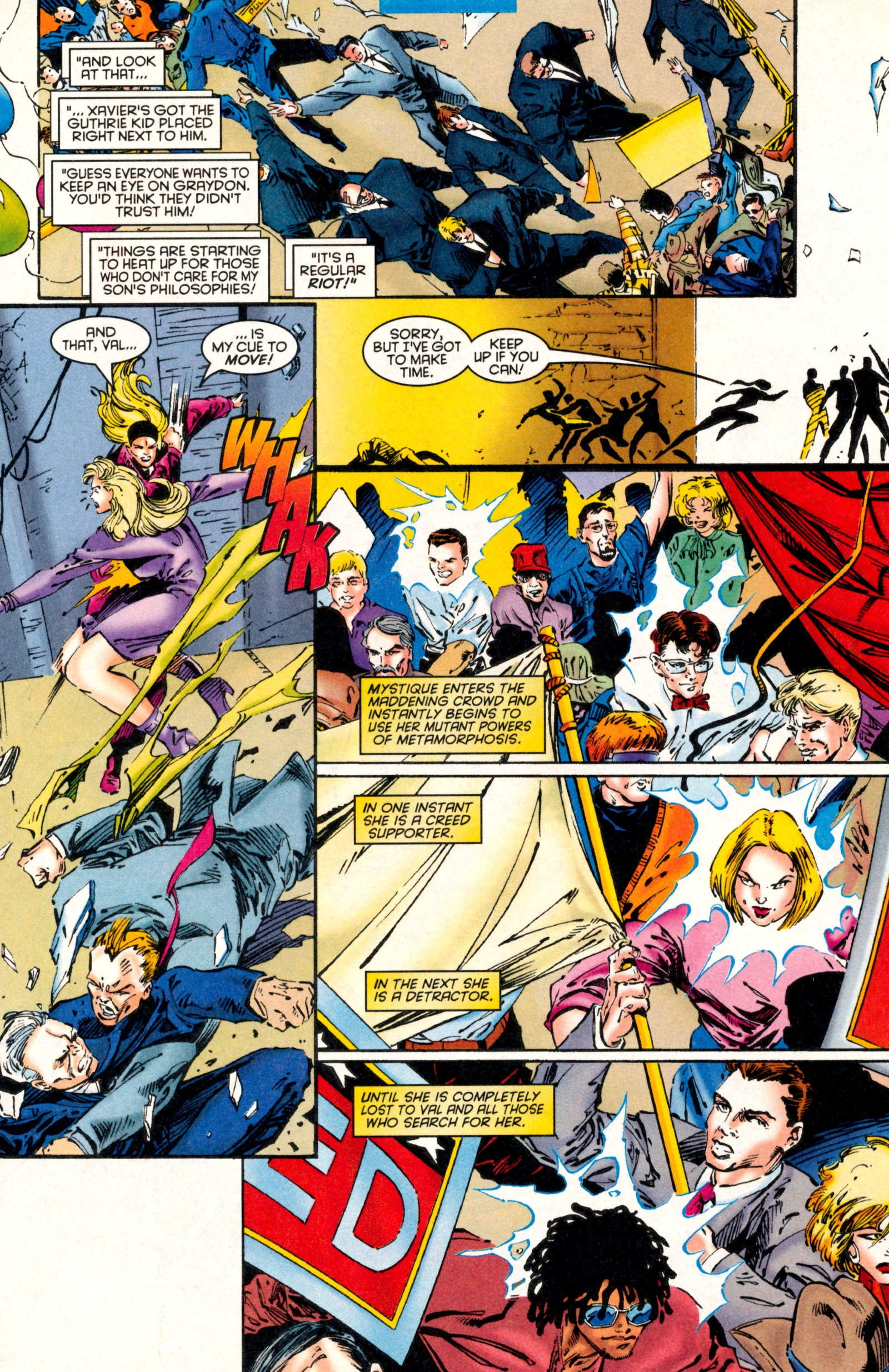 Read online X-Factor (1986) comic -  Issue #130 - 15