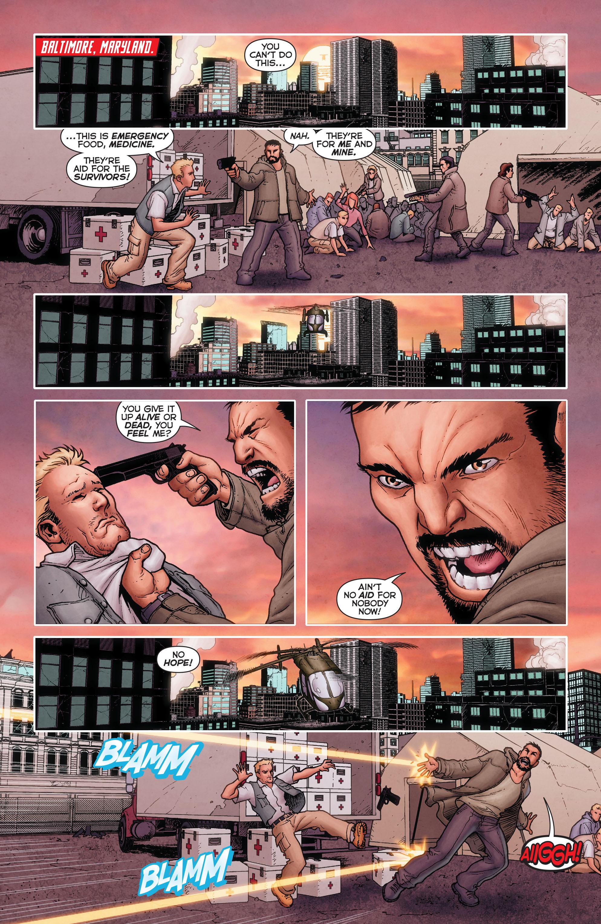 Read online Trinity of Sin: Pandora comic -  Issue #11 - 2