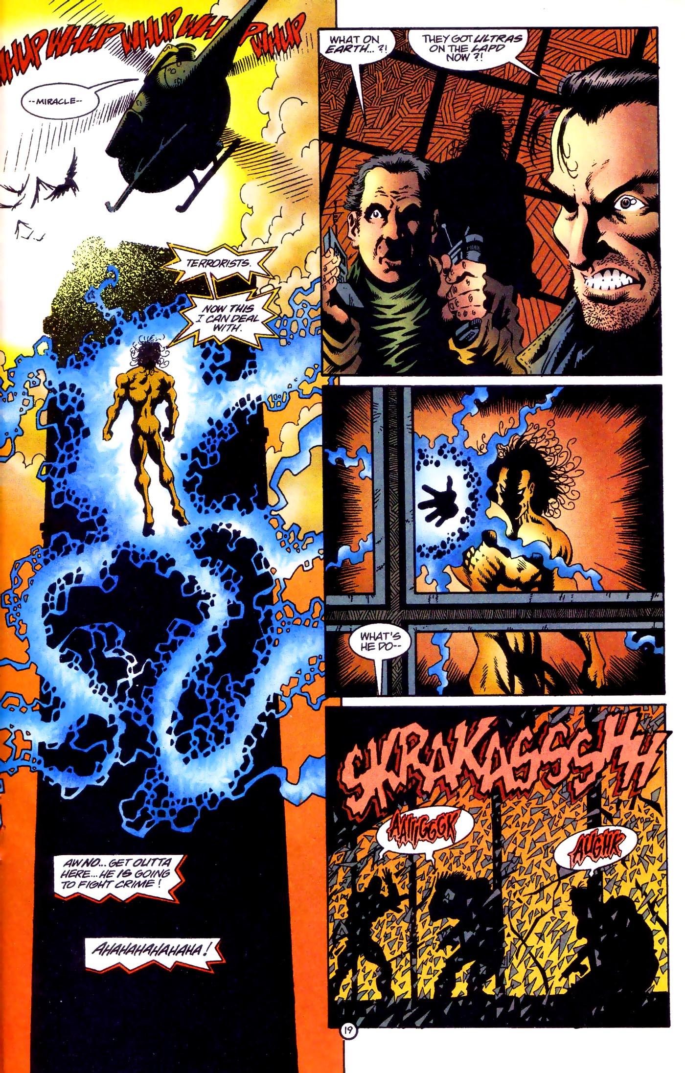 Read online Rune (1995) comic -  Issue #1 - 20