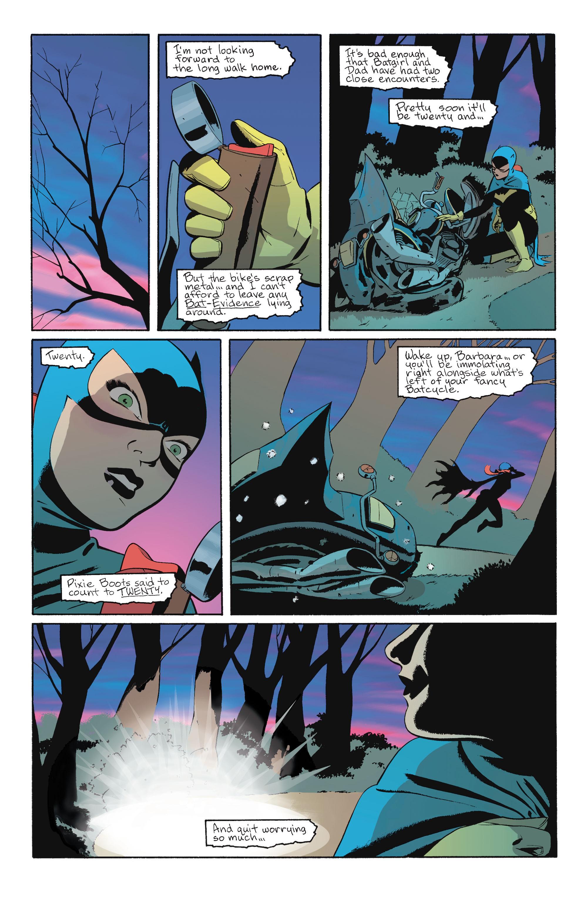 Read online Batgirl/Robin: Year One comic -  Issue # TPB 2 - 138