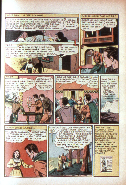 Read online Sensation (Mystery) Comics comic -  Issue #19 - 49