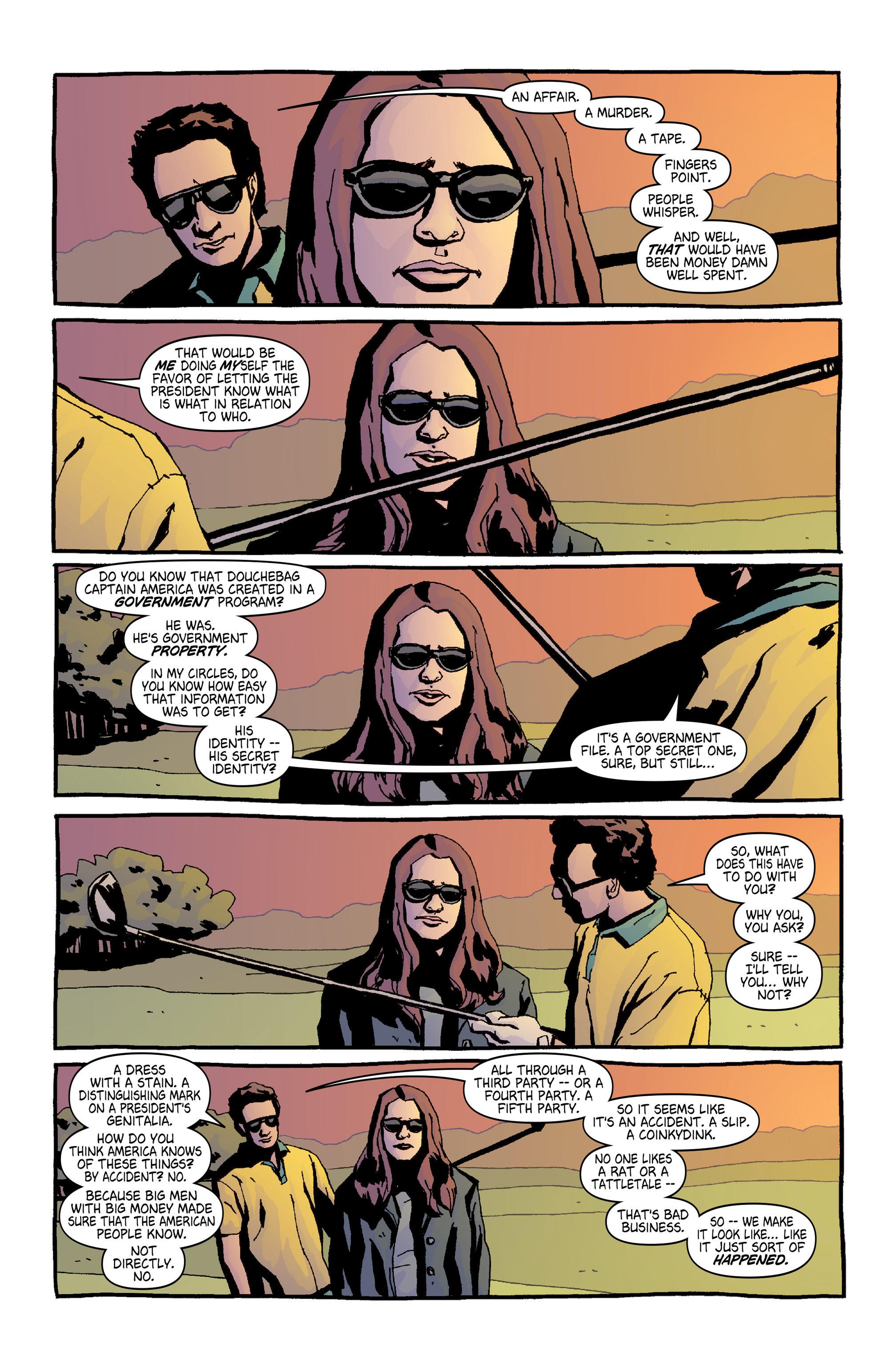 Read online Alias comic -  Issue #5 - 13