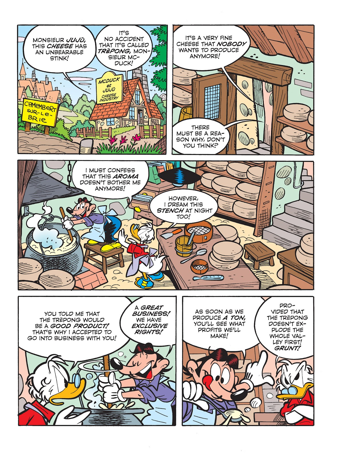 All of Scrooge McDuck's Millions Issue #6 #6 - English 5