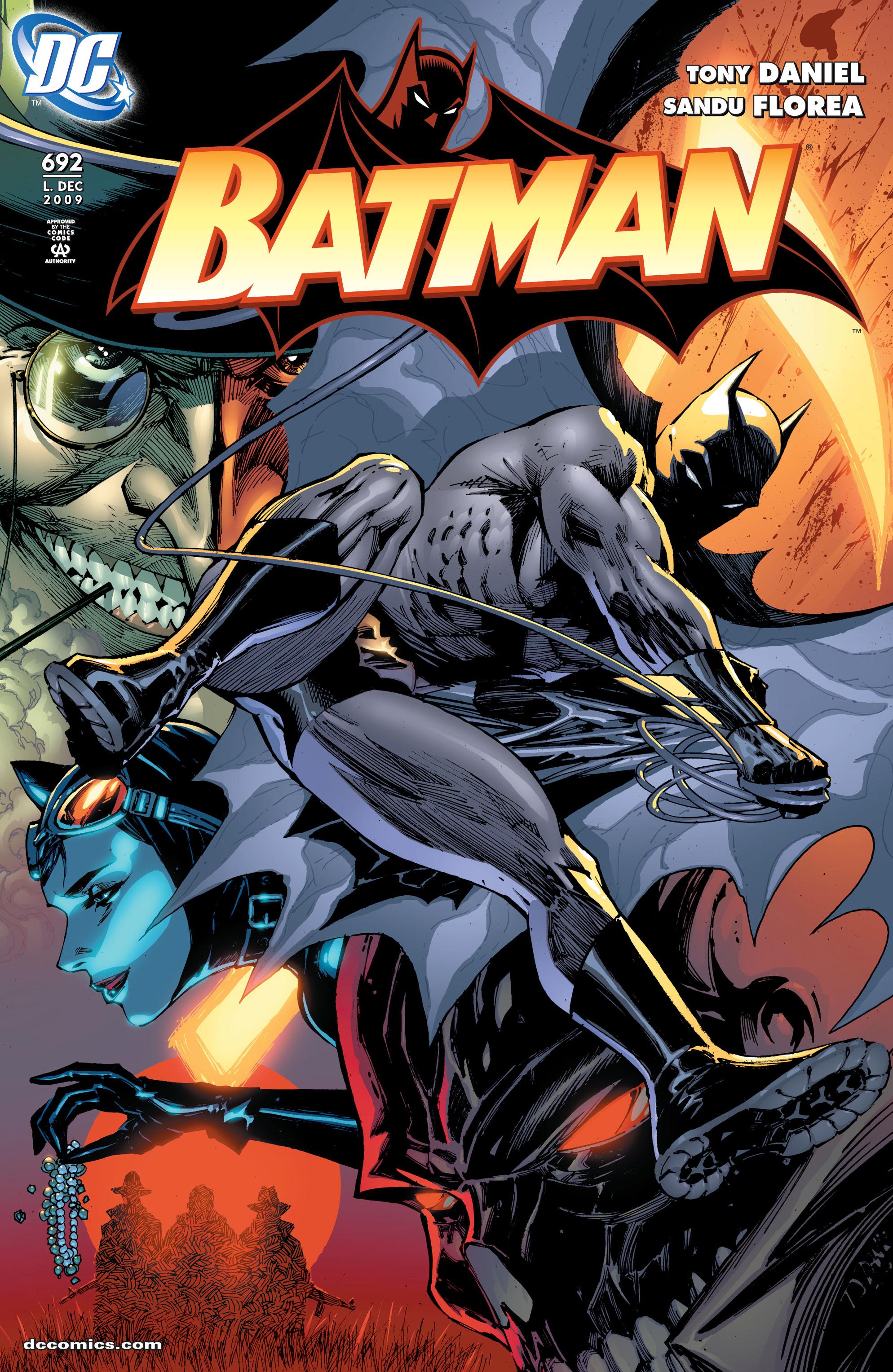 Batman (1940) 692 Page 1