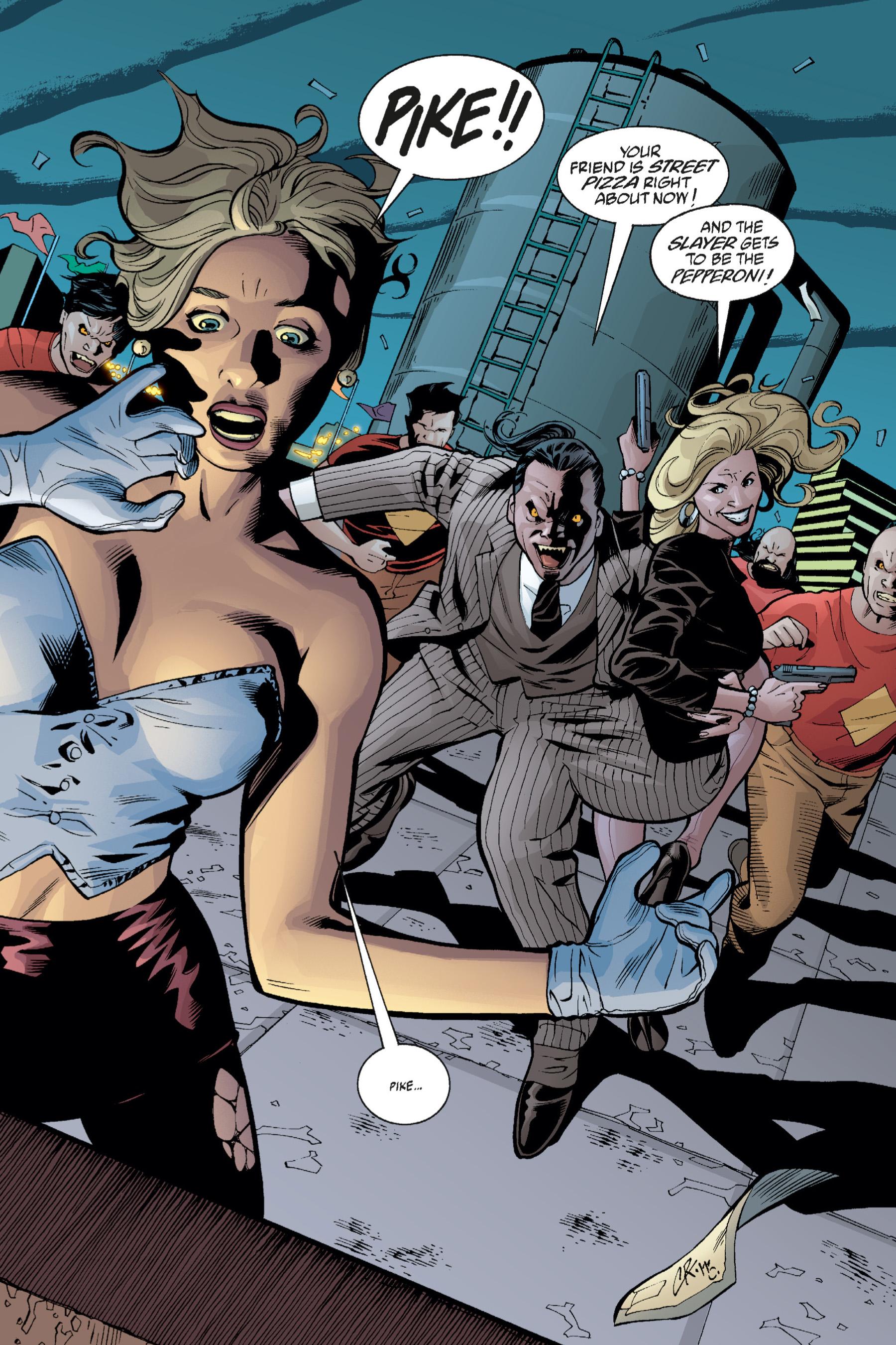 Read online Buffy the Vampire Slayer: Omnibus comic -  Issue # TPB 1 - 170