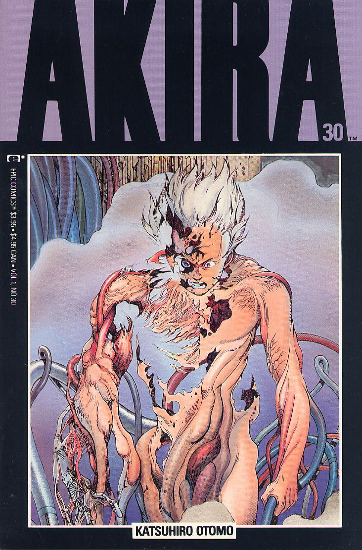 Read online Akira comic -  Issue #30 - 1