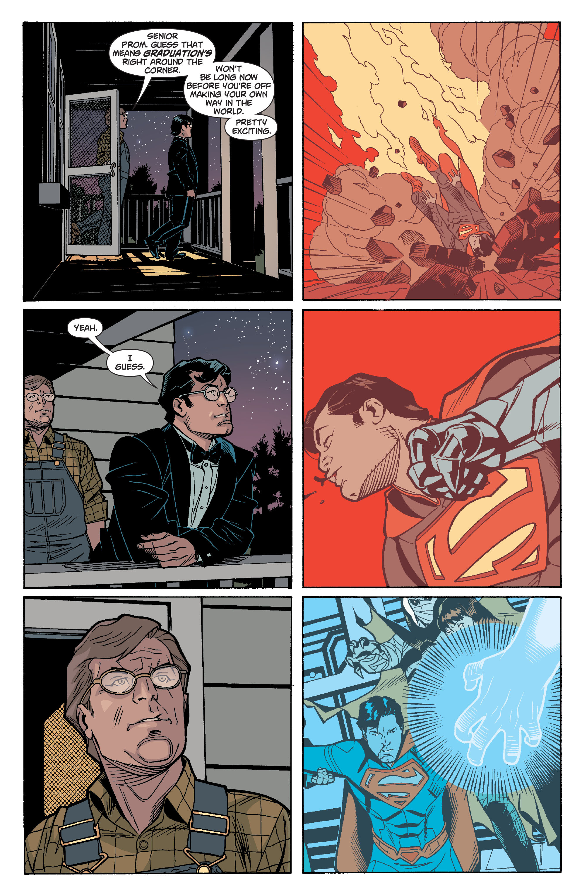 Read online Action Comics (2011) comic -  Issue #17 - 25