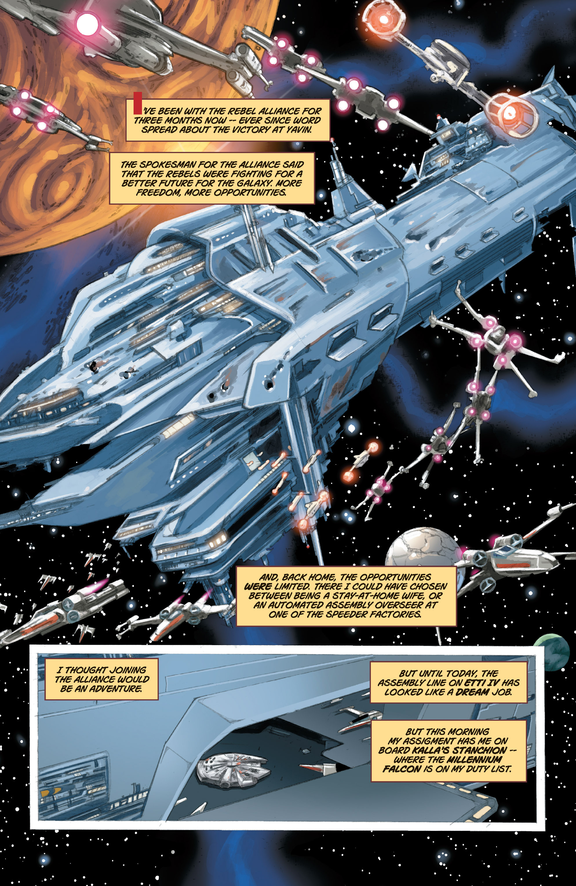 Read online Star Wars Omnibus comic -  Issue # Vol. 17 - 308