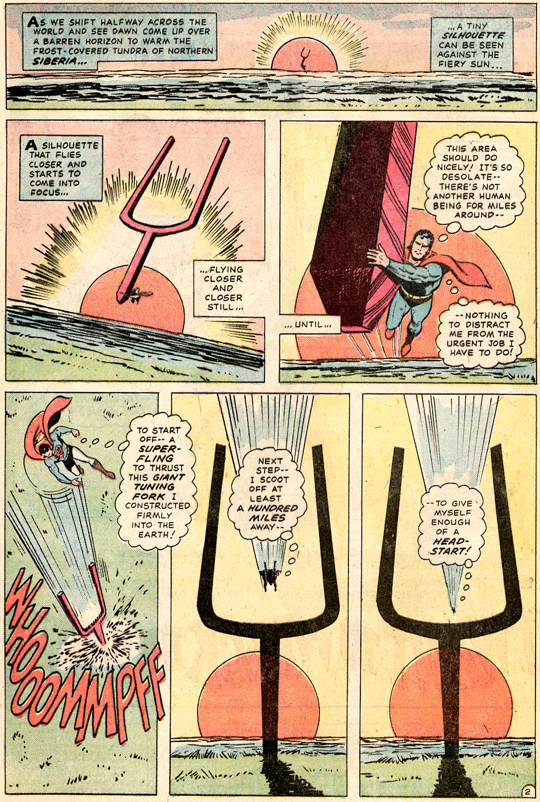 Read online Action Comics (1938) comic -  Issue #435 - 3