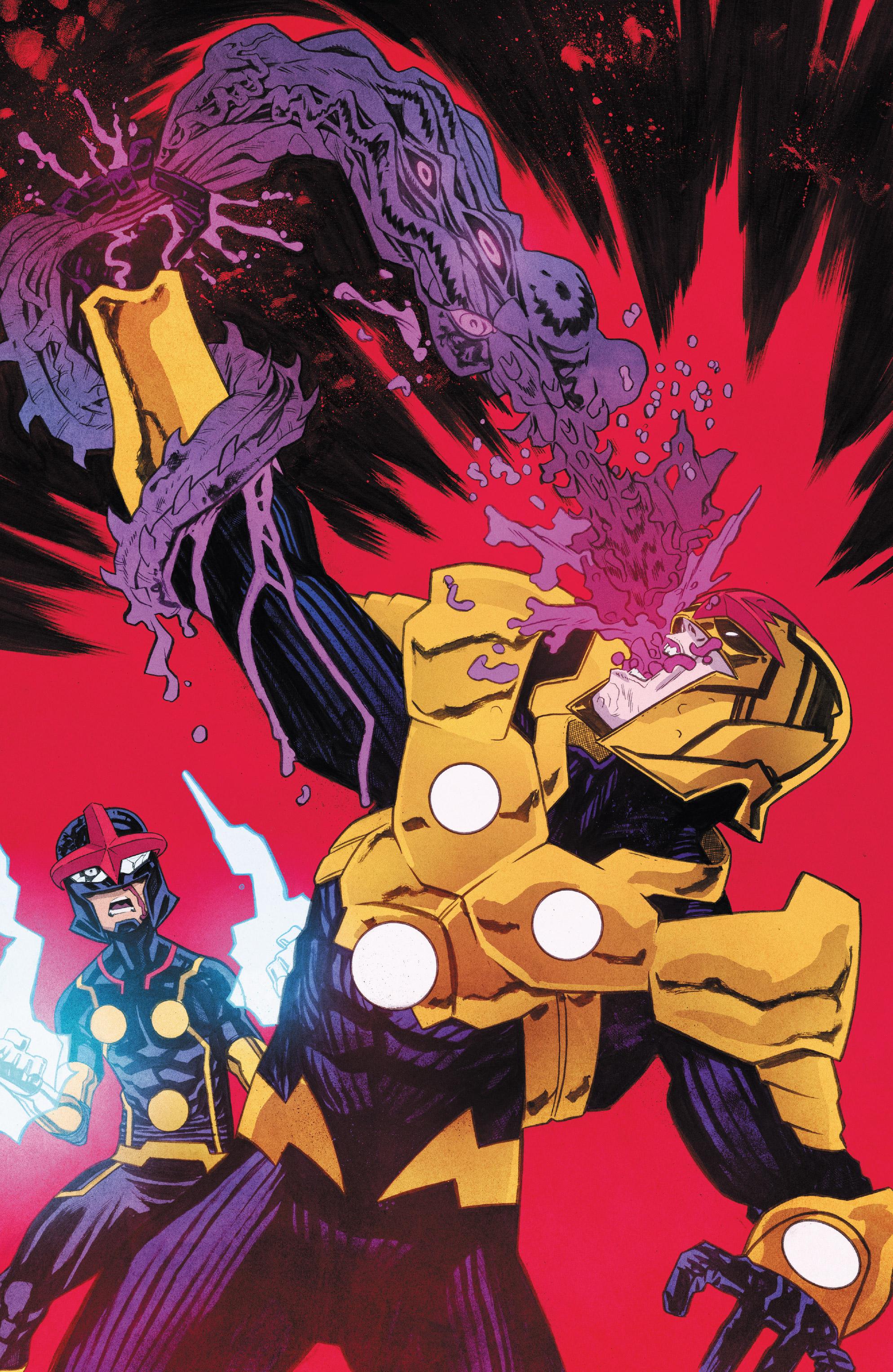 Read online Nova (2017) comic -  Issue #7 - 9
