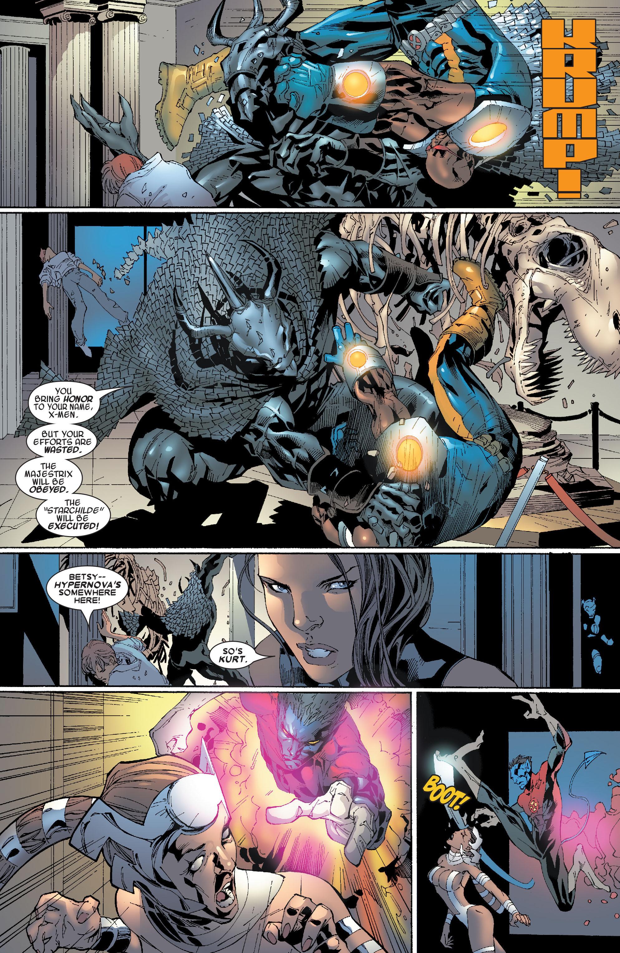 Read online Uncanny X-Men (1963) comic -  Issue #471 - 18
