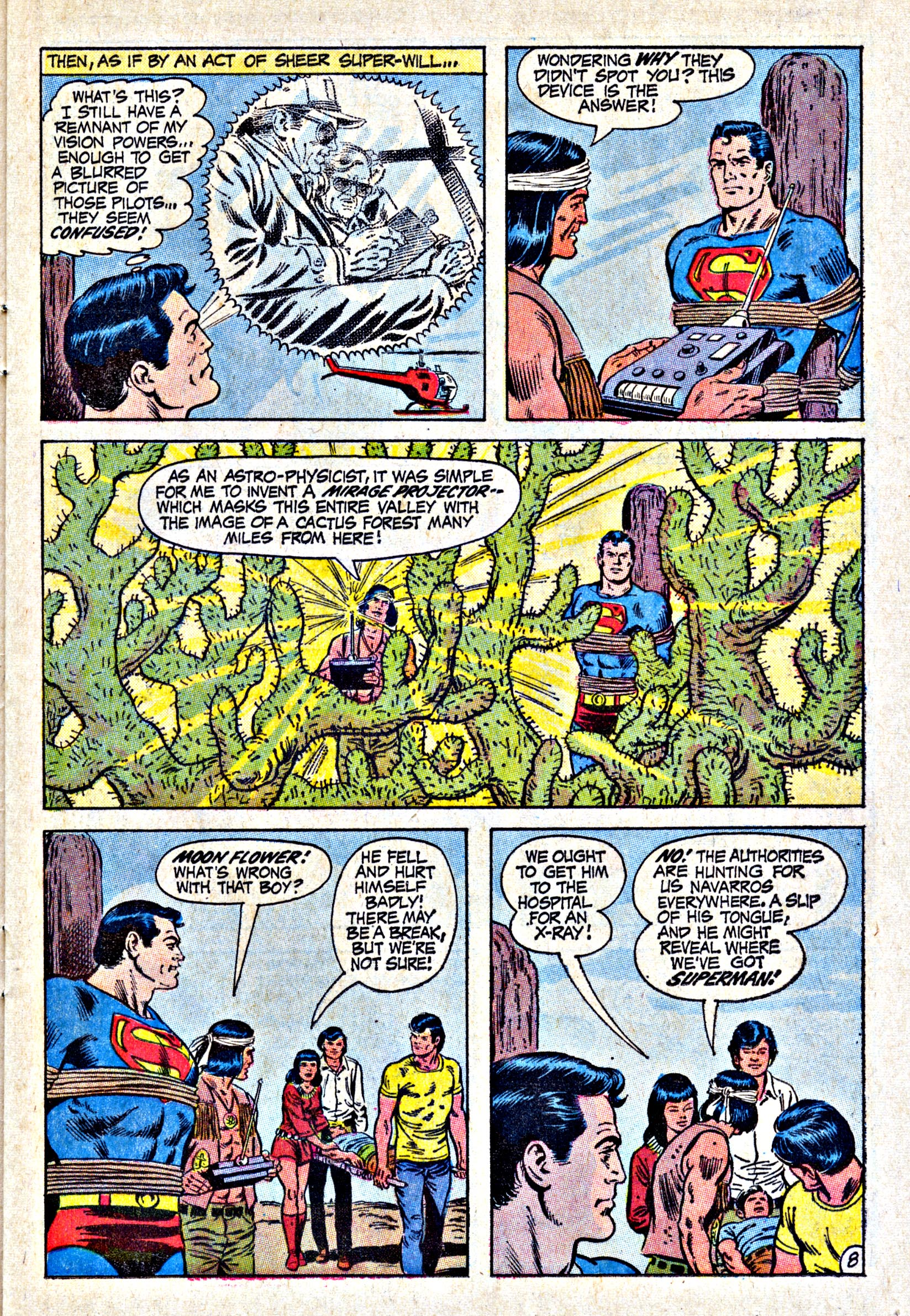Read online Action Comics (1938) comic -  Issue #402 - 11