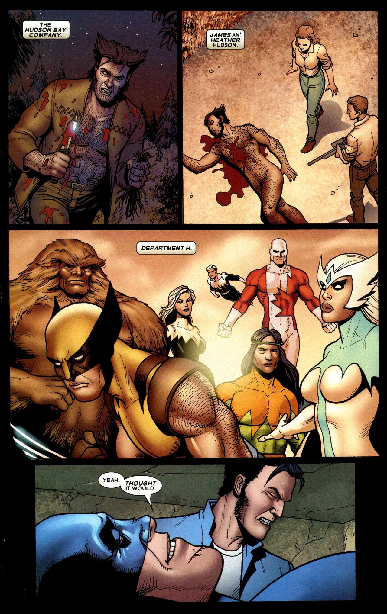 Read online Wolverine: Origins comic -  Issue #15 - 9