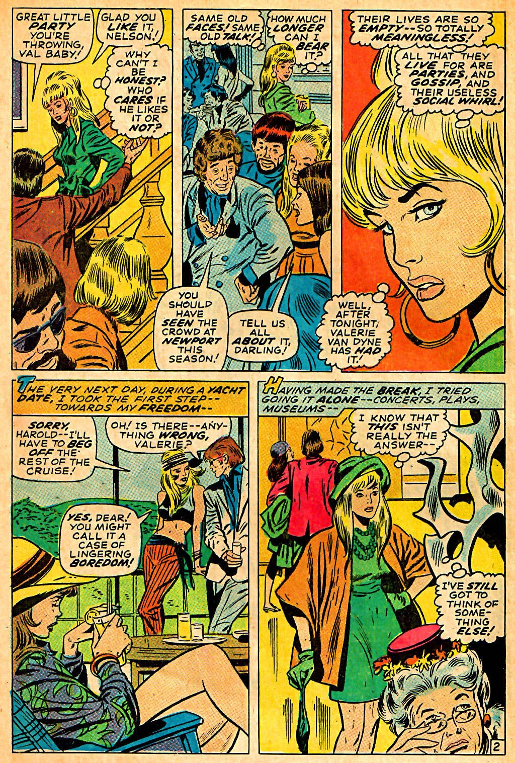 My Love (1969) issue 7 - Page 4