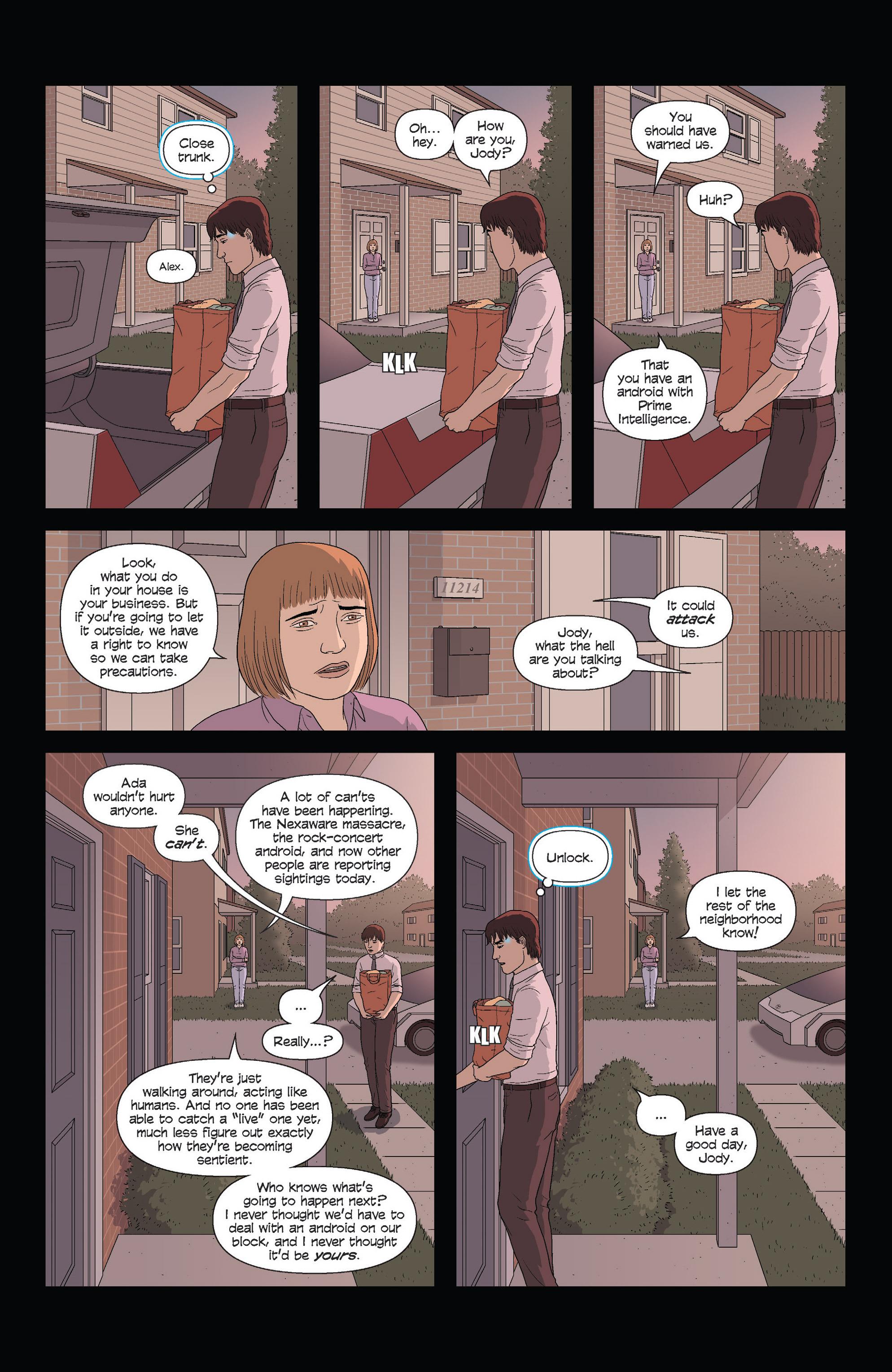 Read online Alex   Ada comic -  Issue #7 - 6