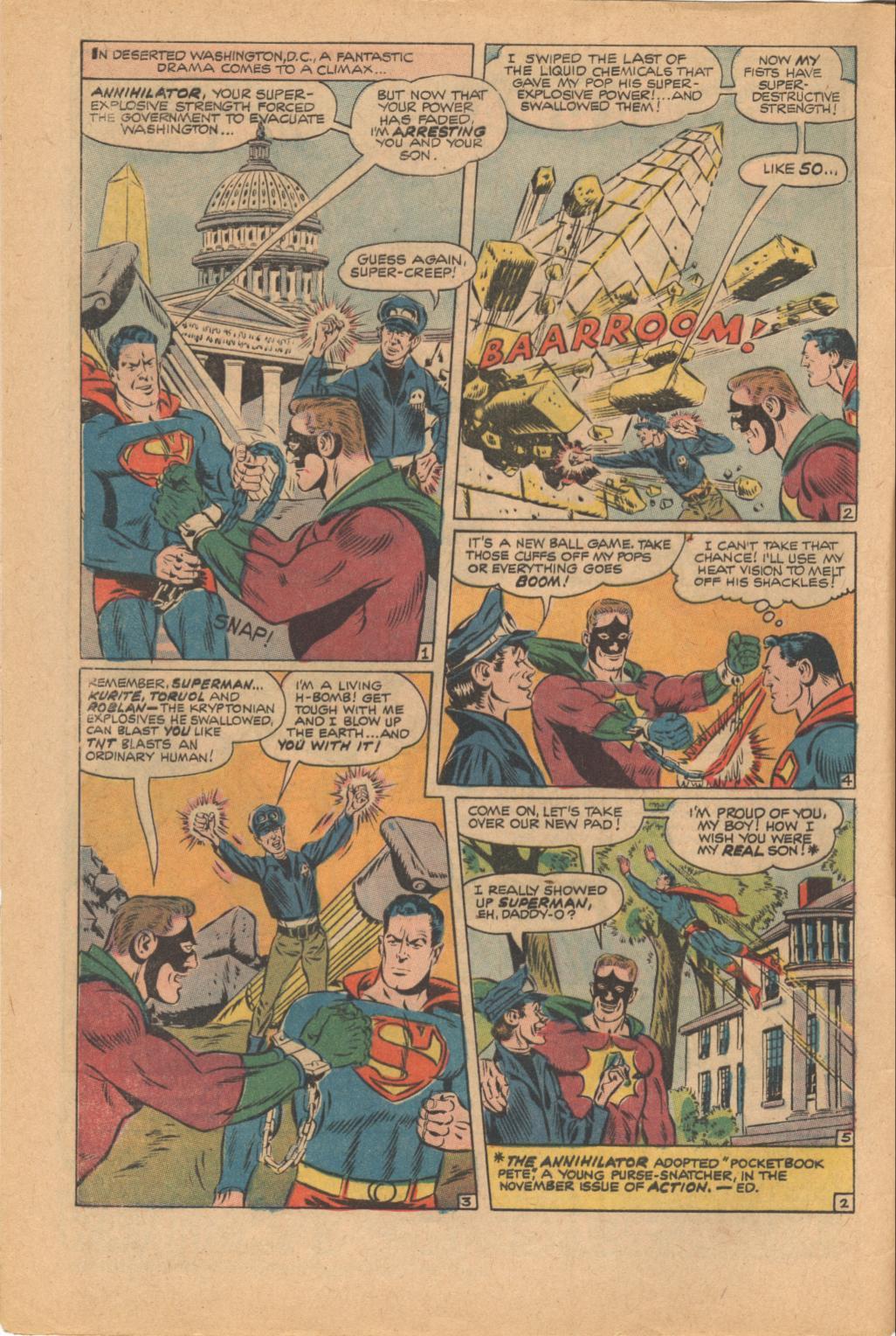 Action Comics (1938) 357 Page 3