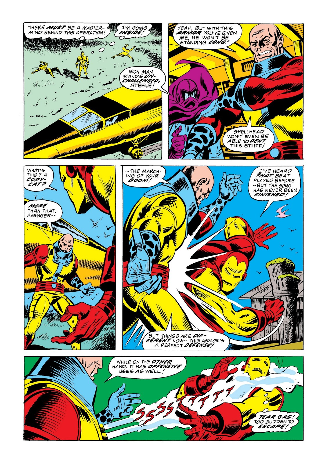 Read online Marvel Masterworks: The Invincible Iron Man comic -  Issue # TPB 9 (Part 2) - 46