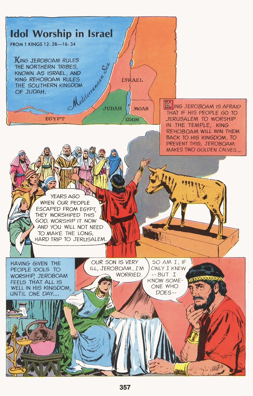 The Picture Bible issue TPB (Part 4) - Page 60