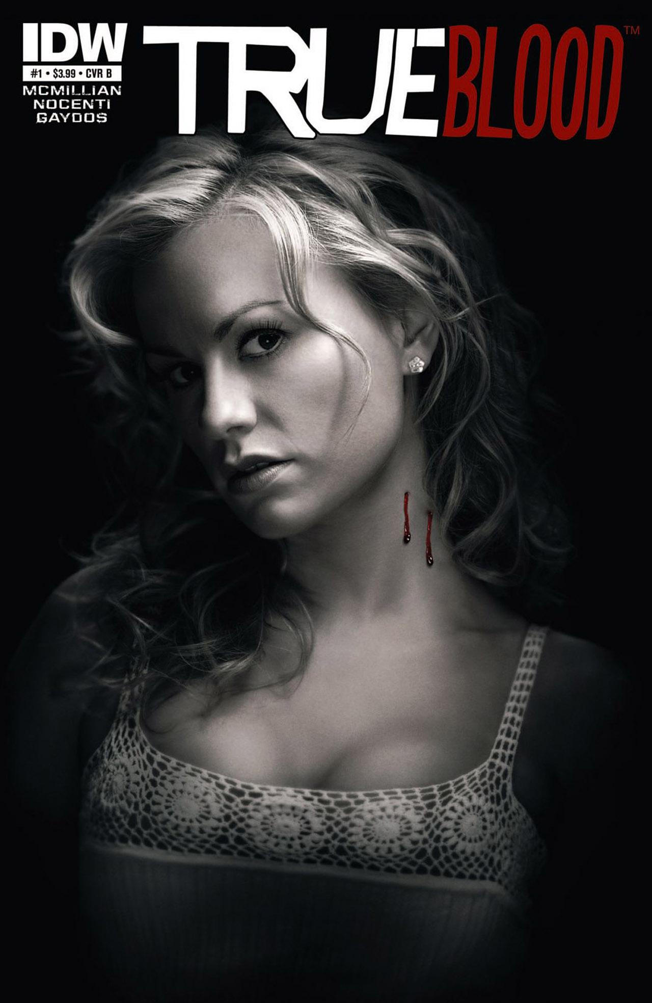 Read online True Blood (2012) comic -  Issue #1 - 2