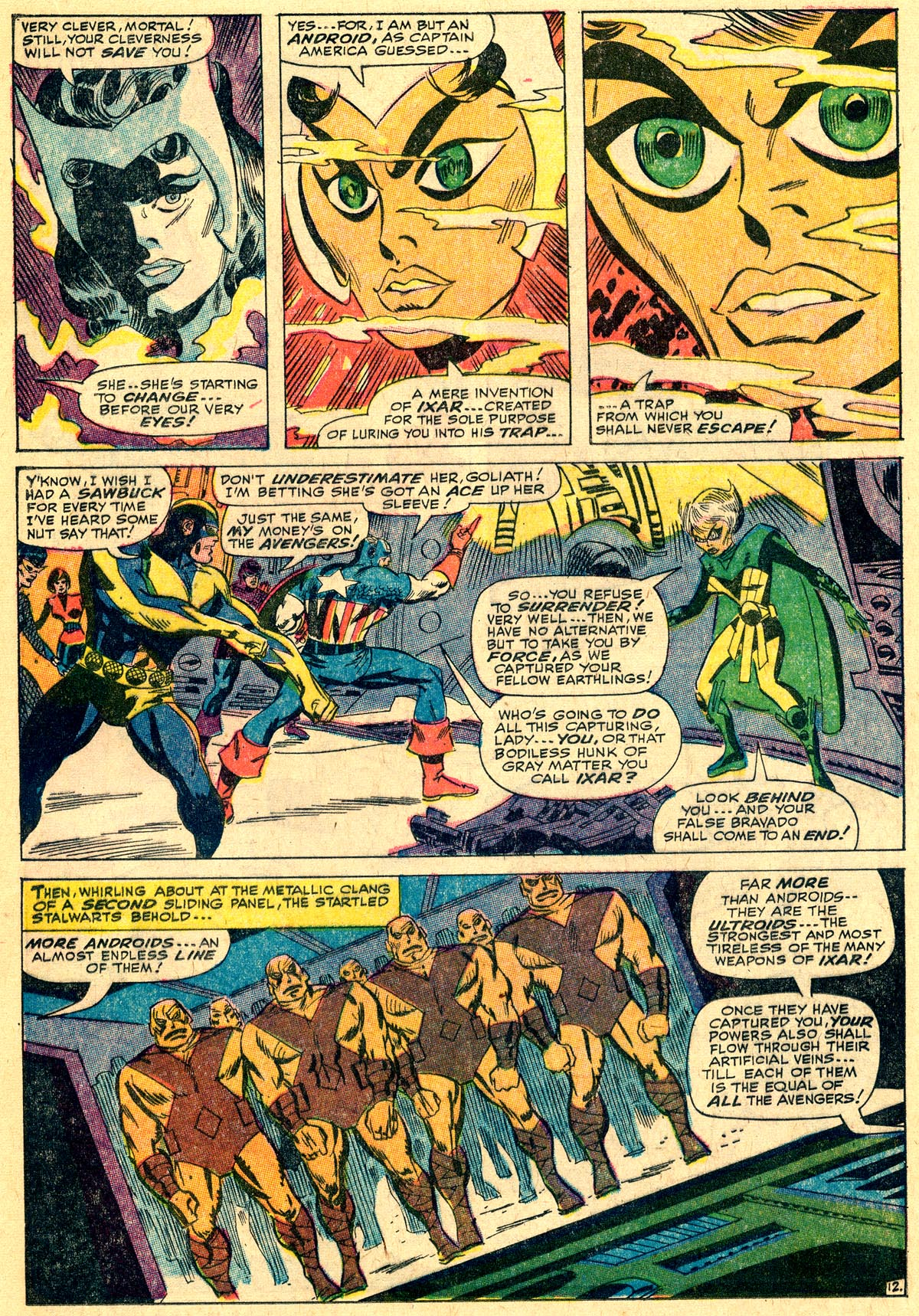 The Avengers (1963) 36 Page 16