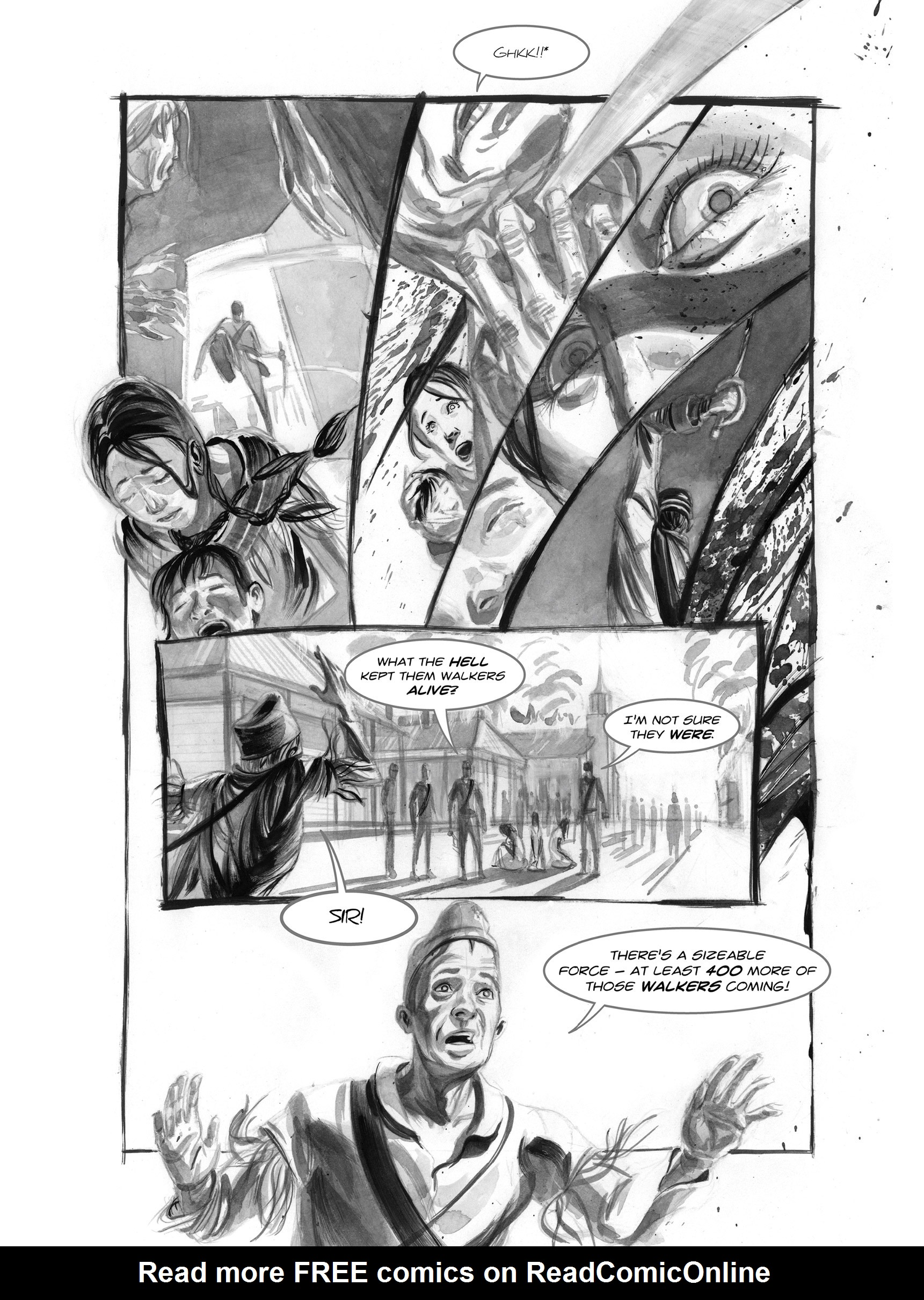 Read online FUBAR comic -  Issue #3 - 47