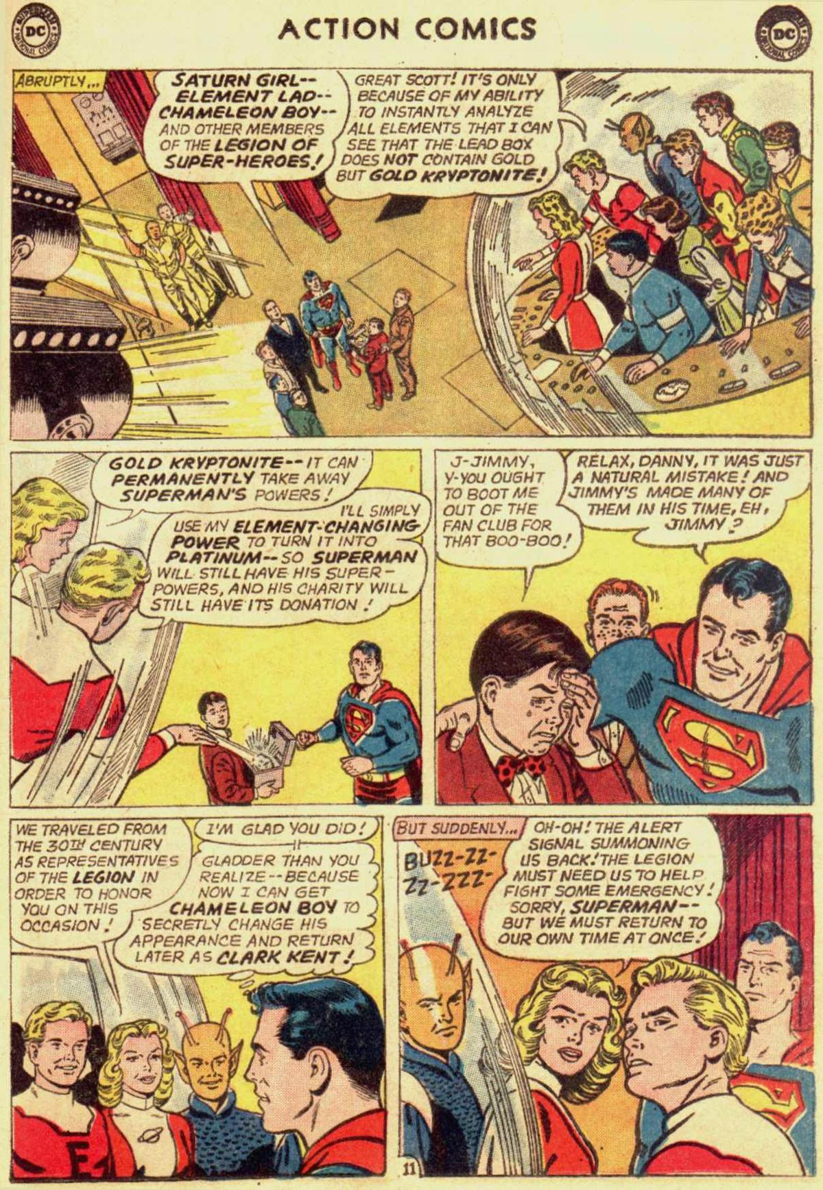 Read online Action Comics (1938) comic -  Issue #309 - 13