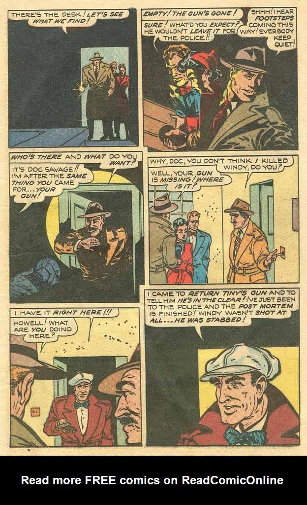 Read online Shadow Comics comic -  Issue #79 - 24