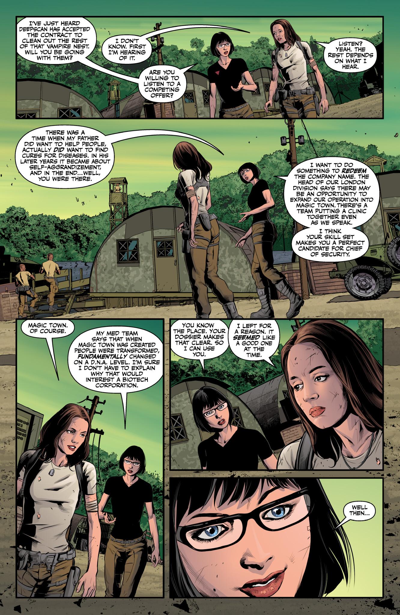 Read online Angel & Faith Season 10 comic -  Issue #10 - 22