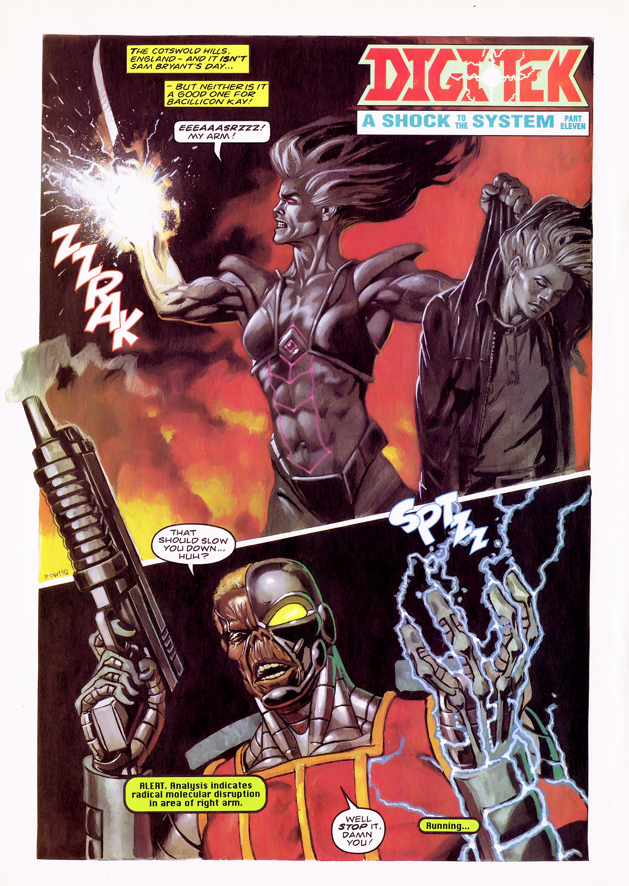 Read online Overkill comic -  Issue #17 - 17