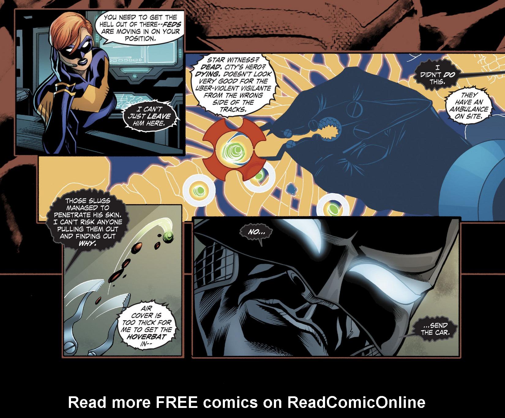 Read online Smallville: Season 11 comic -  Issue #20 - 14