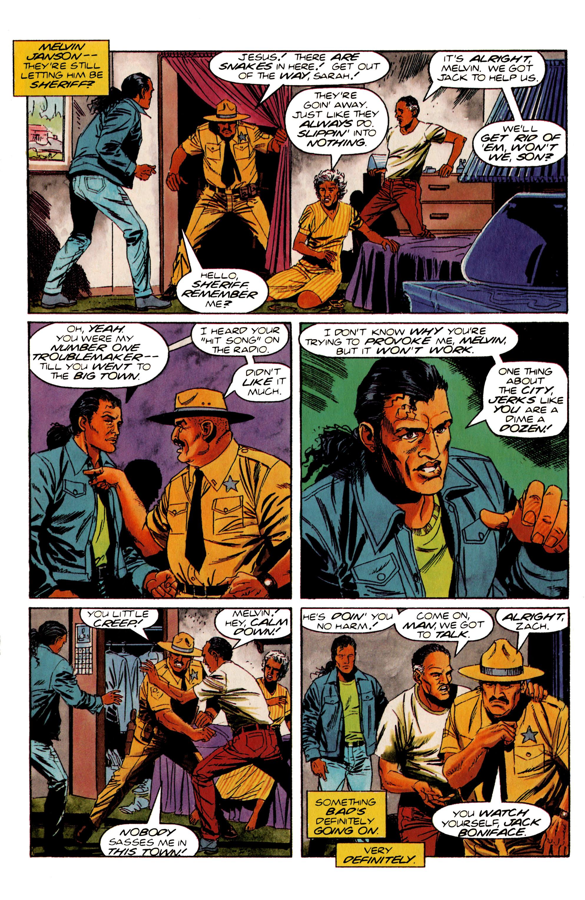 Read online Shadowman (1992) comic -  Issue #20 - 11