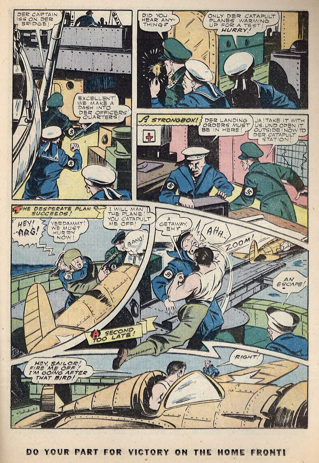 Exciting Comics (1940) issue 38 - Page 29