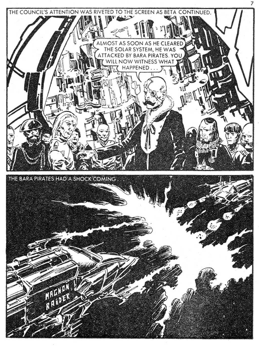 Starblazer issue 16 - Page 7