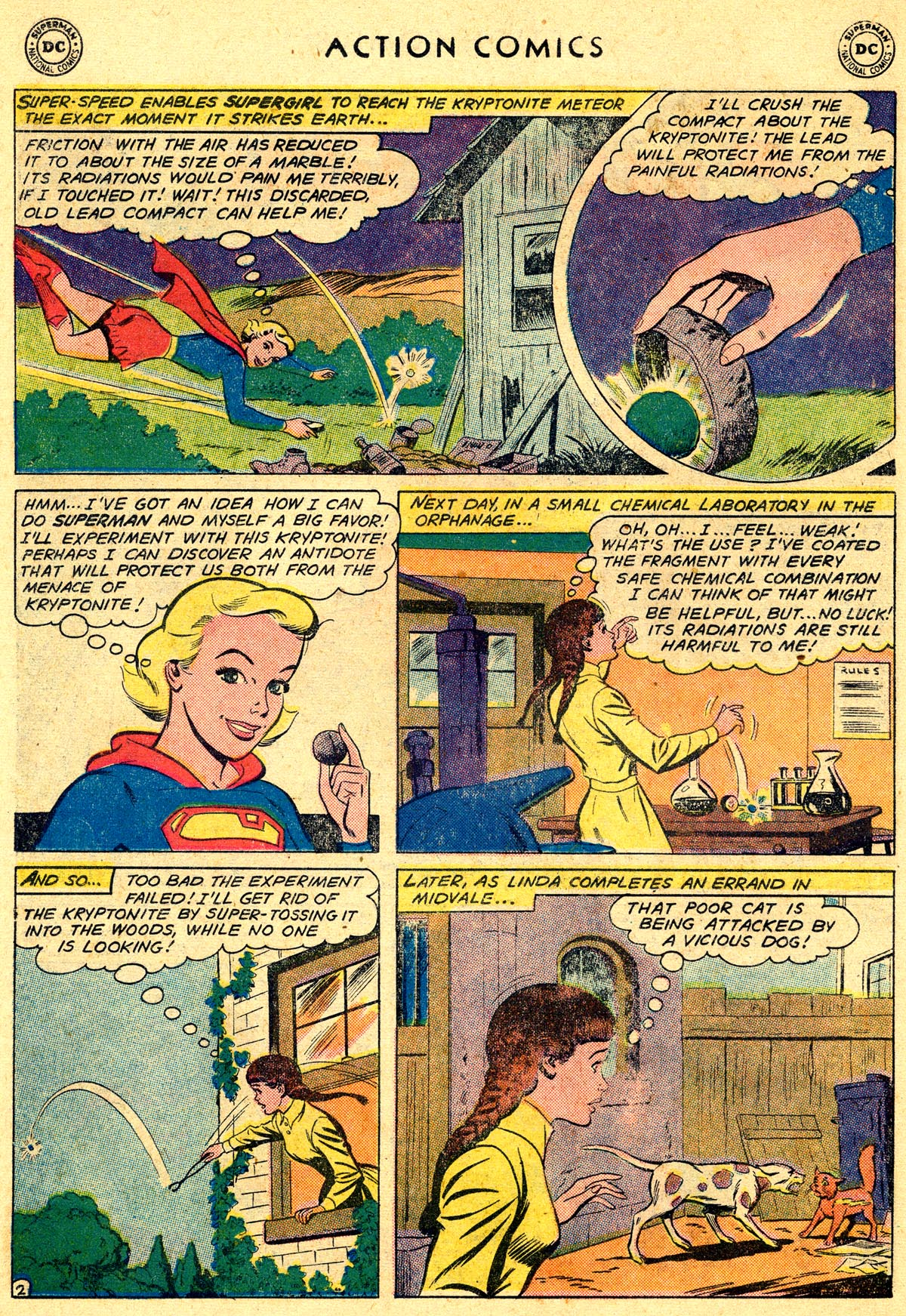 Read online Action Comics (1938) comic -  Issue #261 - 26
