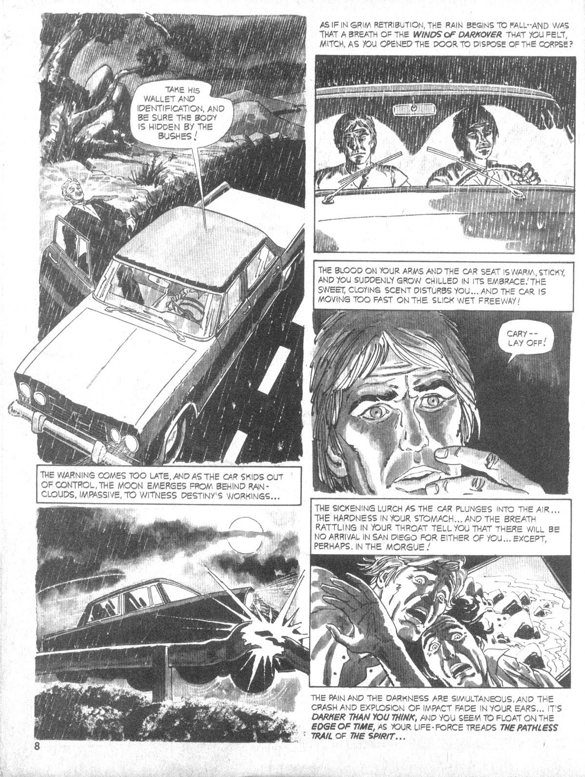 Psycho issue Annual - Page 9
