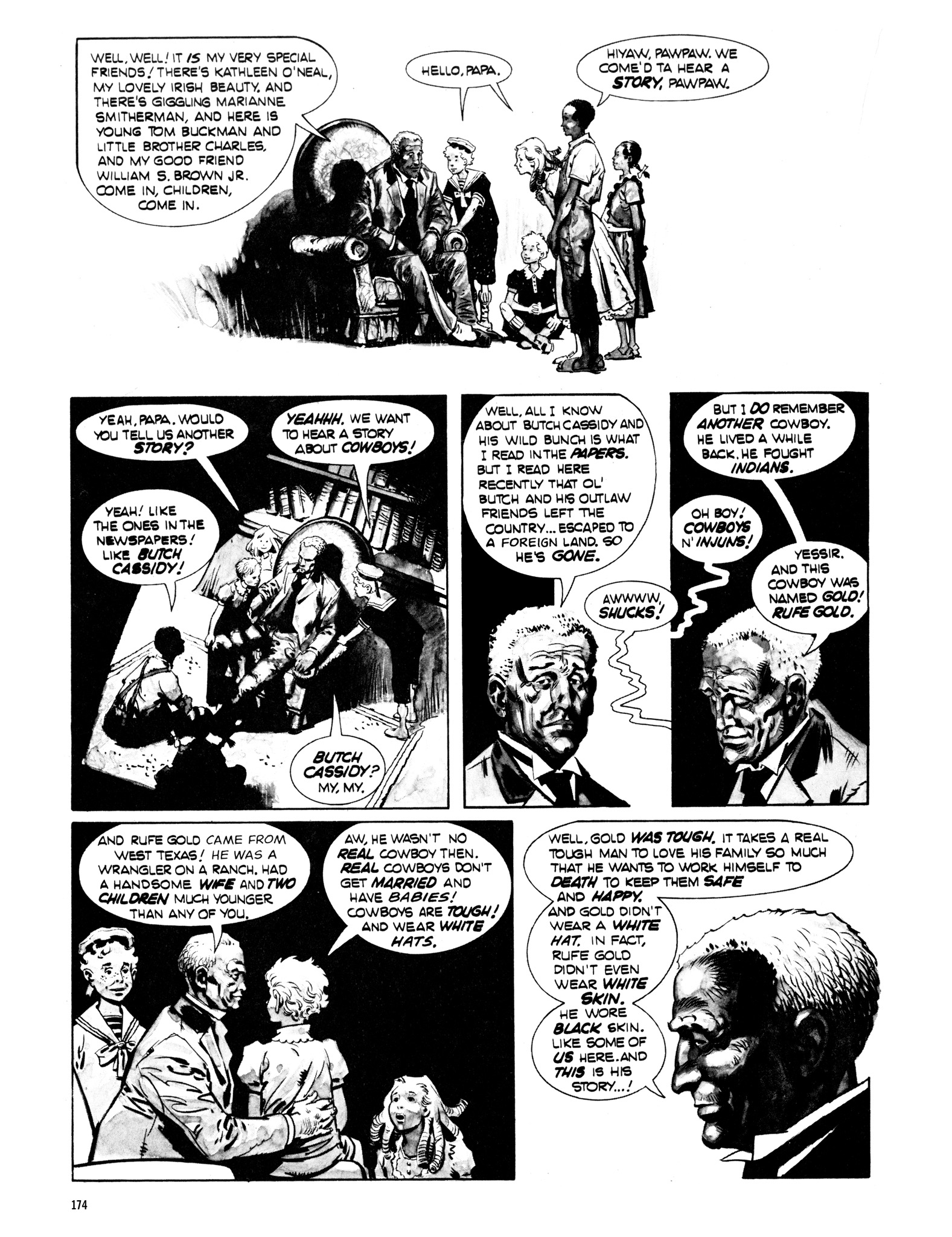 Read online Eerie Archives comic -  Issue # TPB 14 - 175