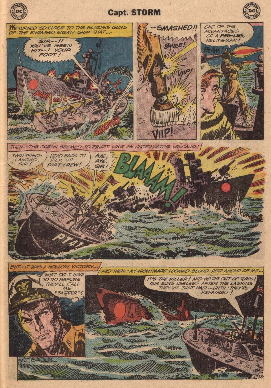 Capt. Storm issue 1 - Page 31