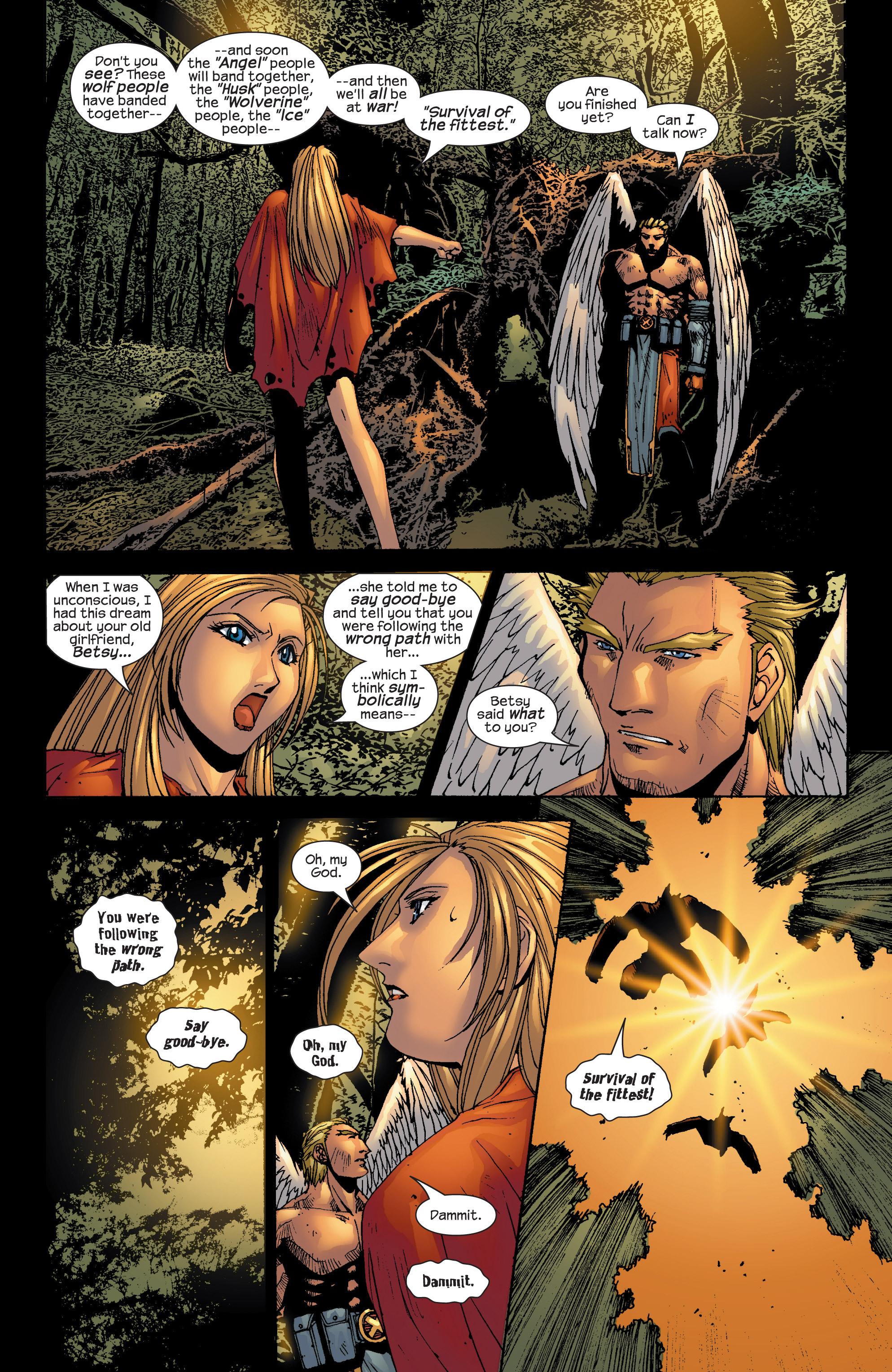 Read online Uncanny X-Men (1963) comic -  Issue #419 - 16