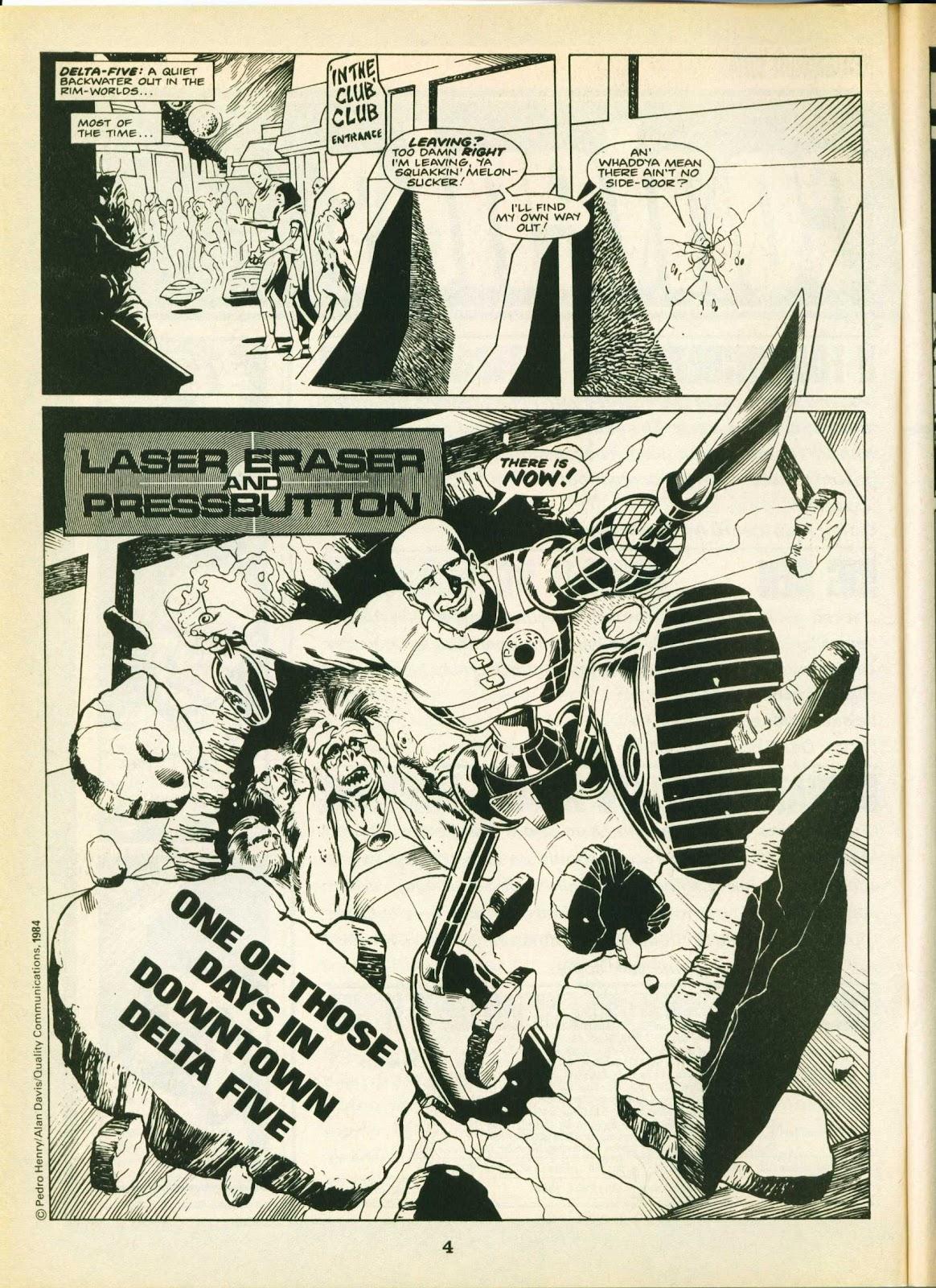 Warrior Issue #24 #25 - English 4