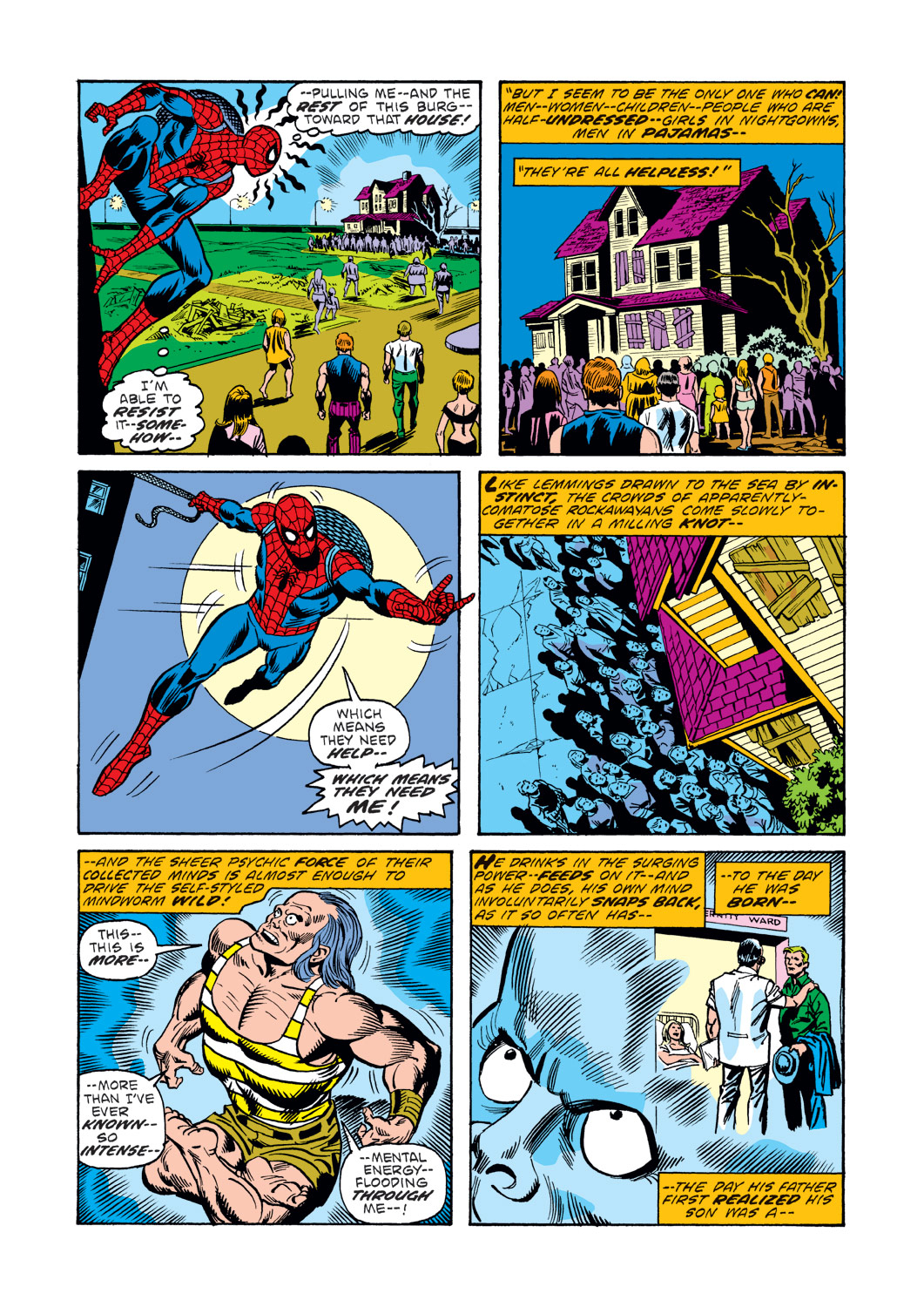 The Amazing Spider-Man (1963) 138 Page 9