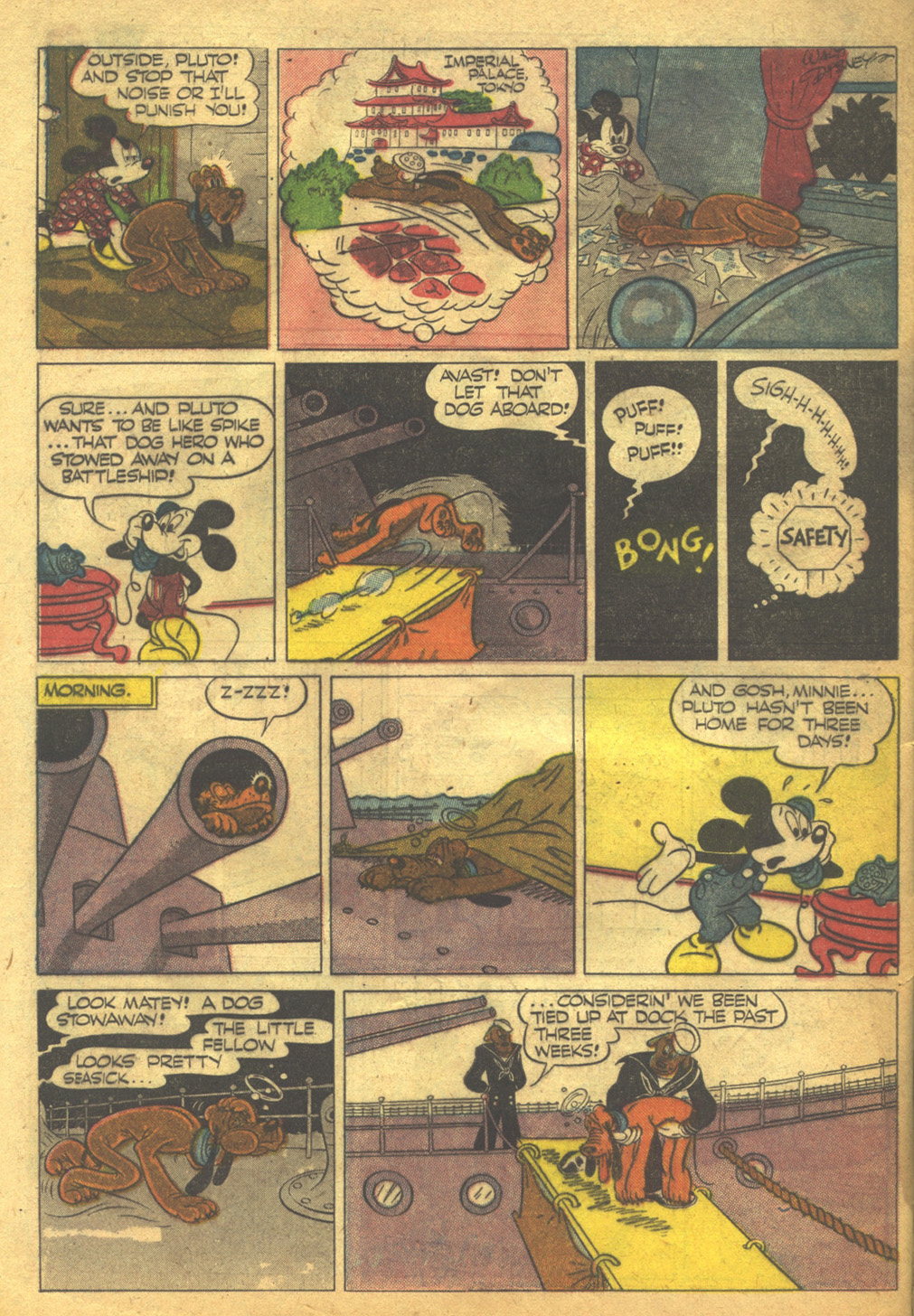 Walt Disney's Comics and Stories issue 62 - Page 48