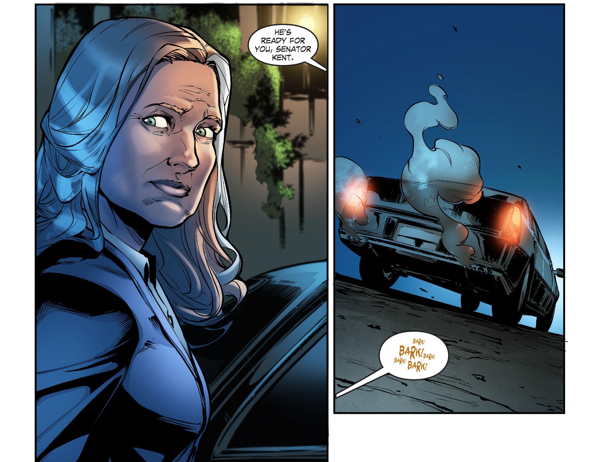 Read online Smallville: Season 11 comic -  Issue #56 - 10