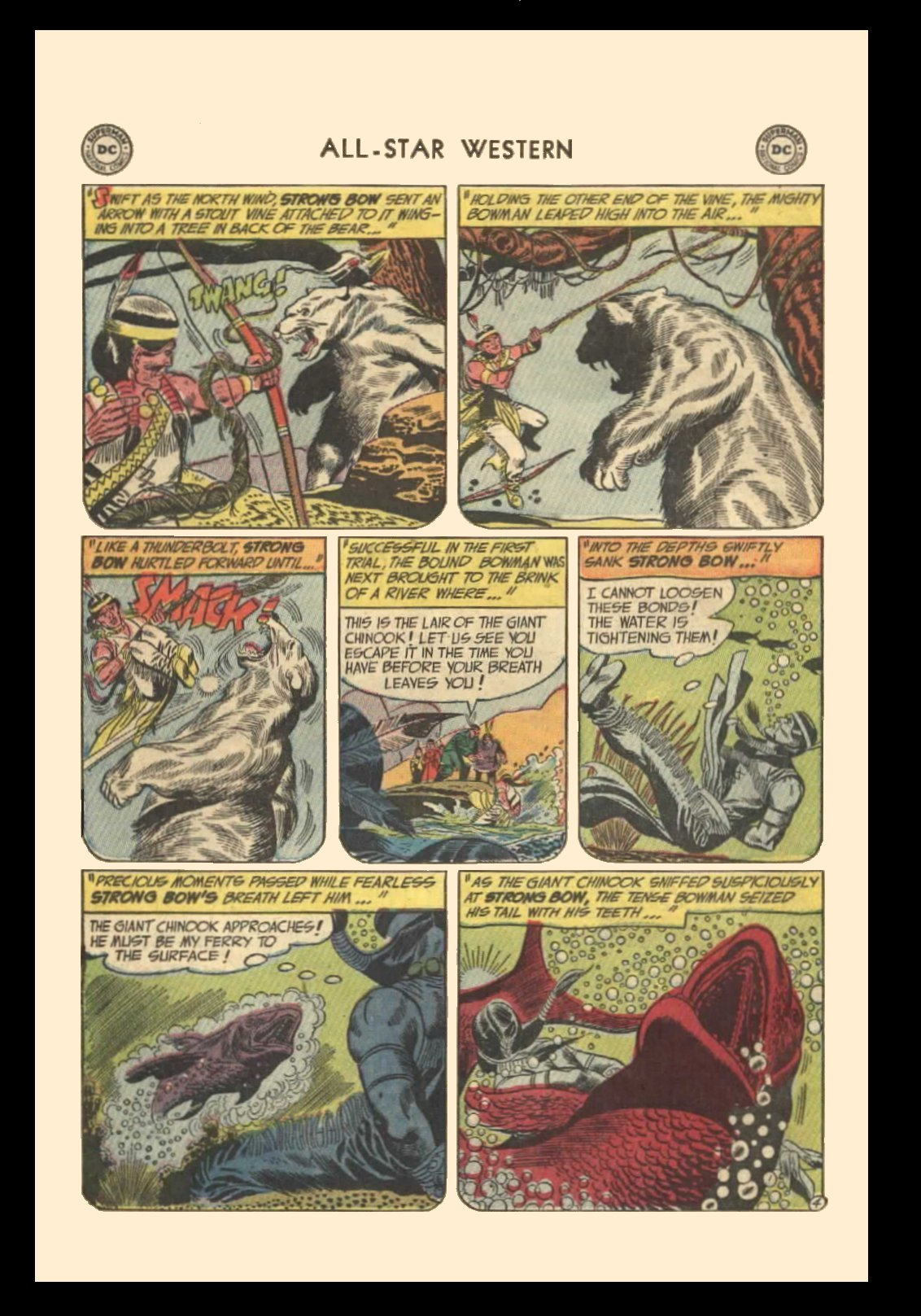 Read online All-Star Western (1951) comic -  Issue #72 - 14