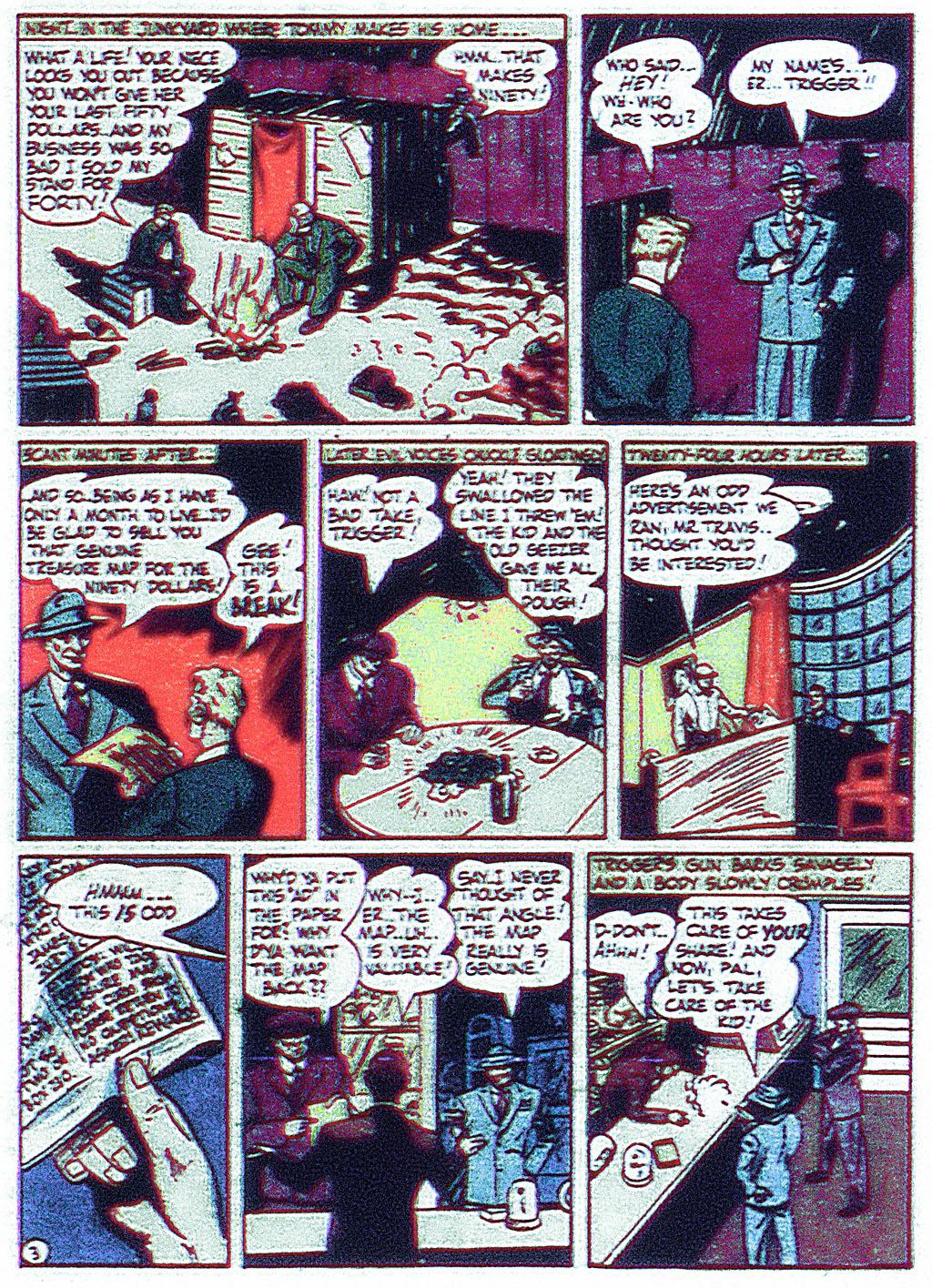 Read online Detective Comics (1937) comic -  Issue #68 - 33