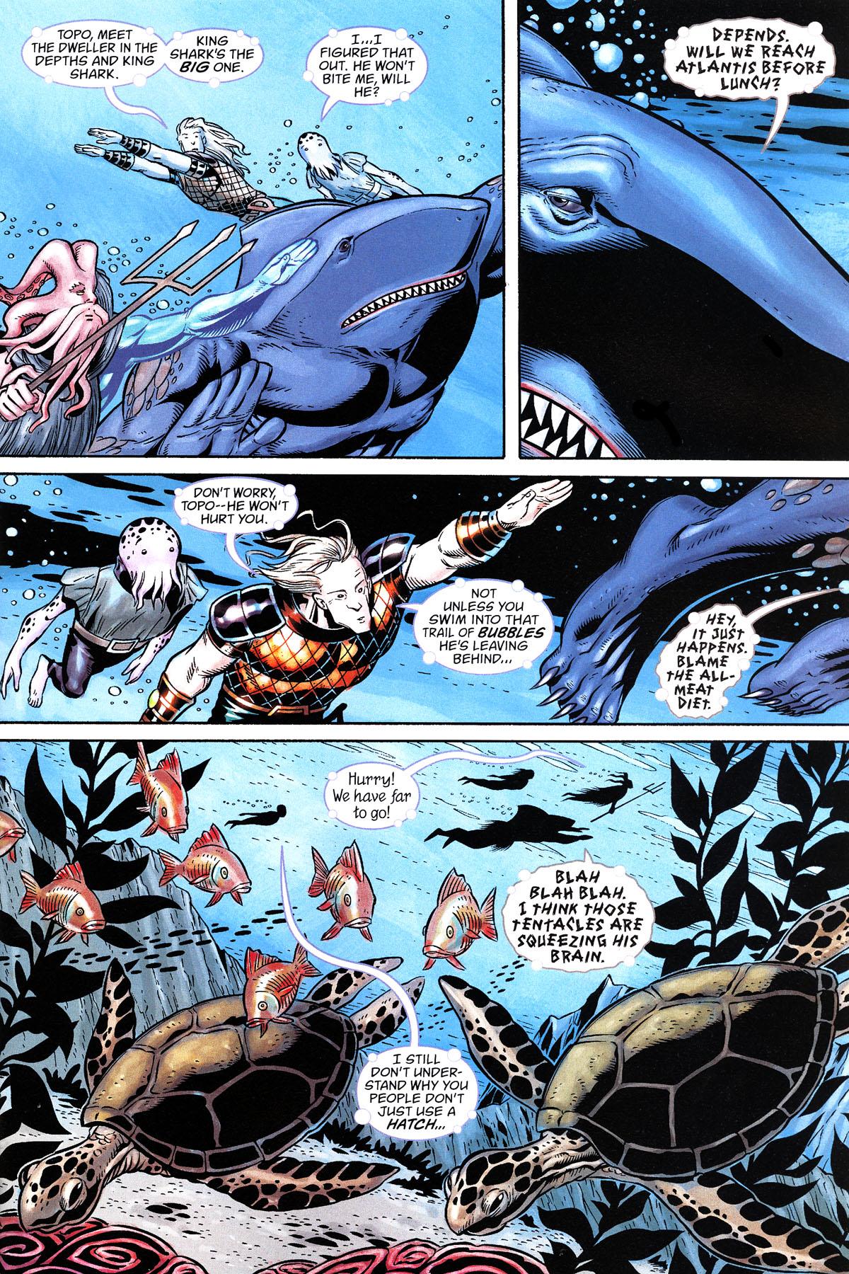 Read online Aquaman: Sword of Atlantis comic -  Issue #50 - 12