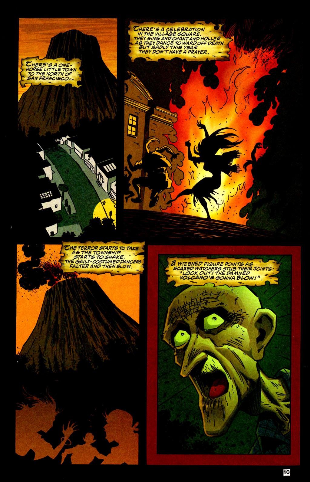 Read online Lobo/Demon: Hellowe'en comic -  Issue # Full - 11