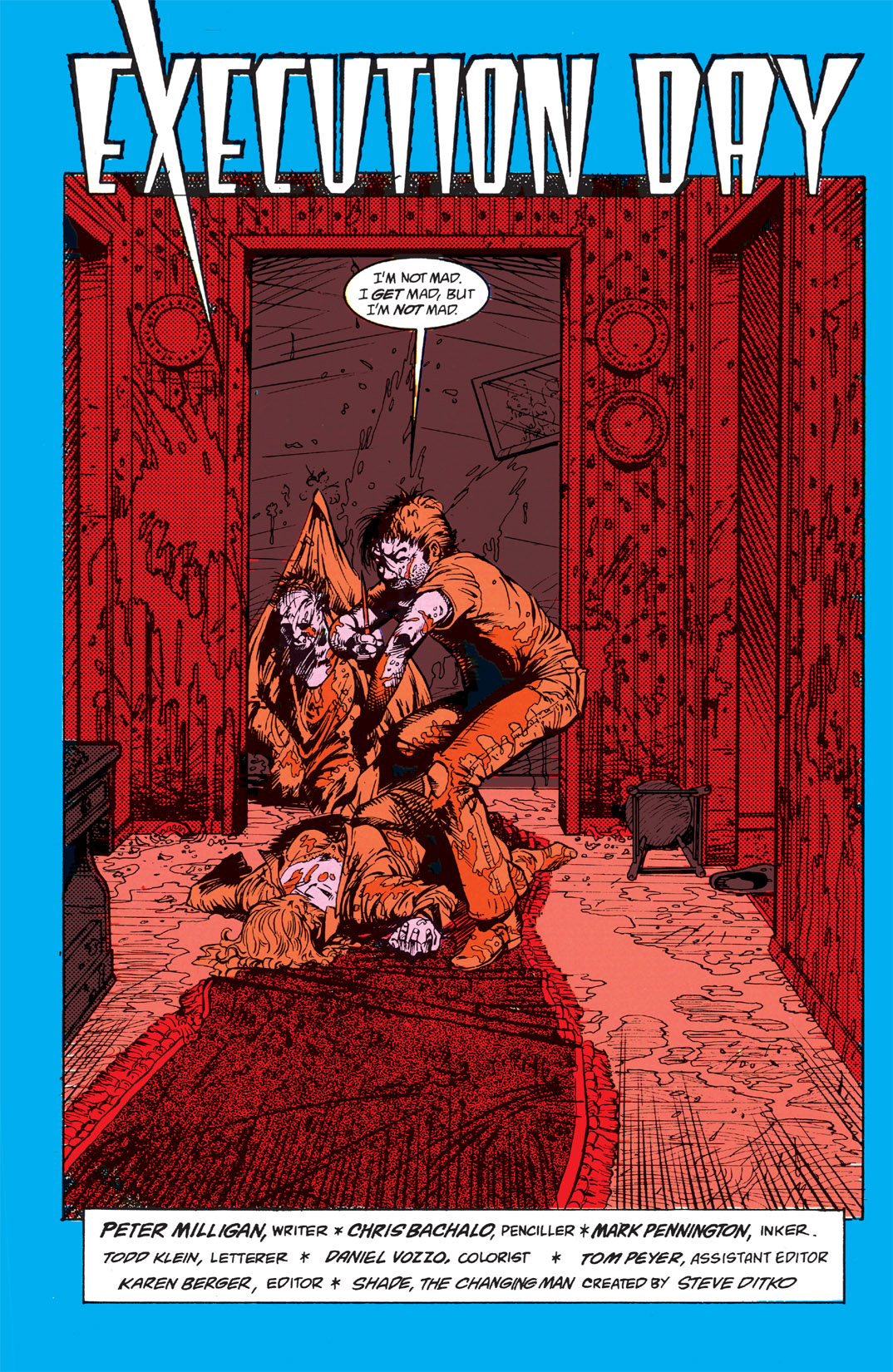Read online Shade, the Changing Man comic -  Issue #1 - 8