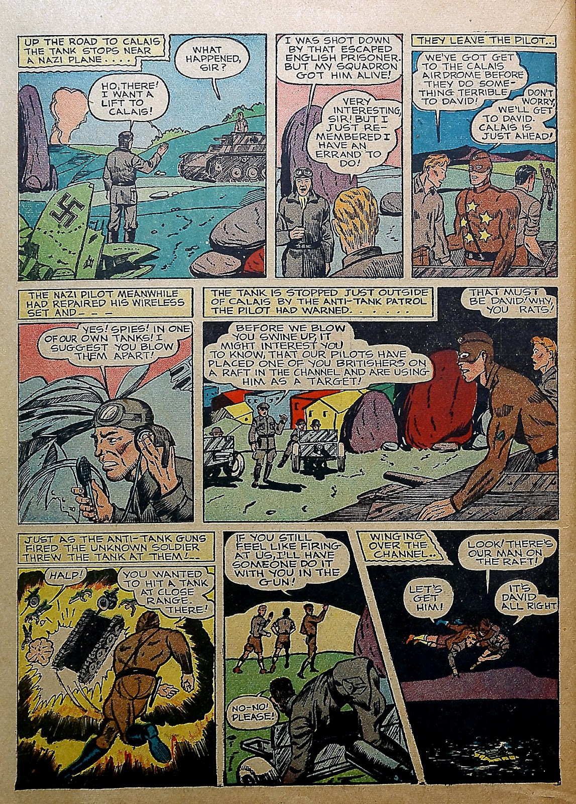 Our Flag Comics issue 5 - Page 43