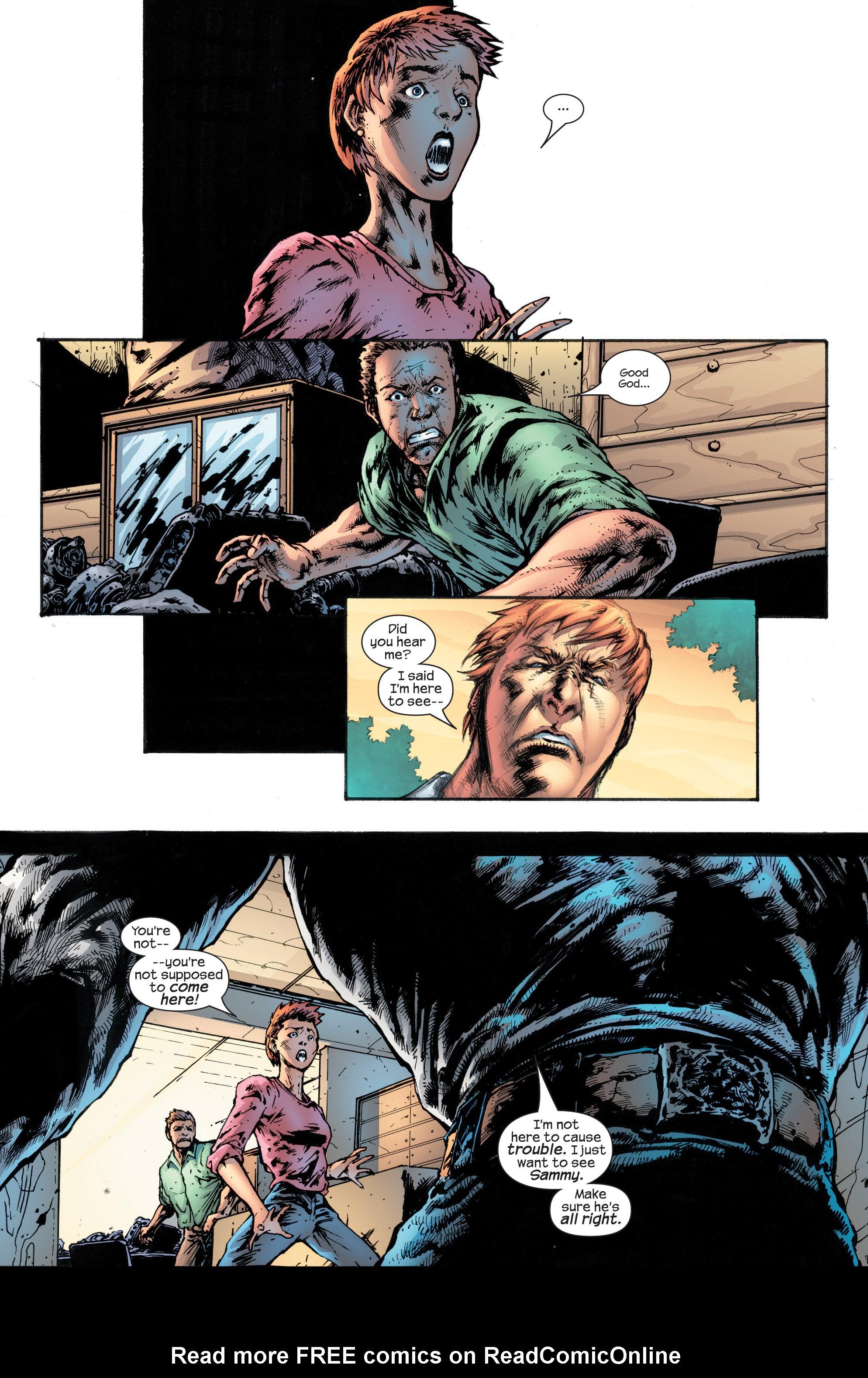 Read online Uncanny X-Men (1963) comic -  Issue #432 - 10